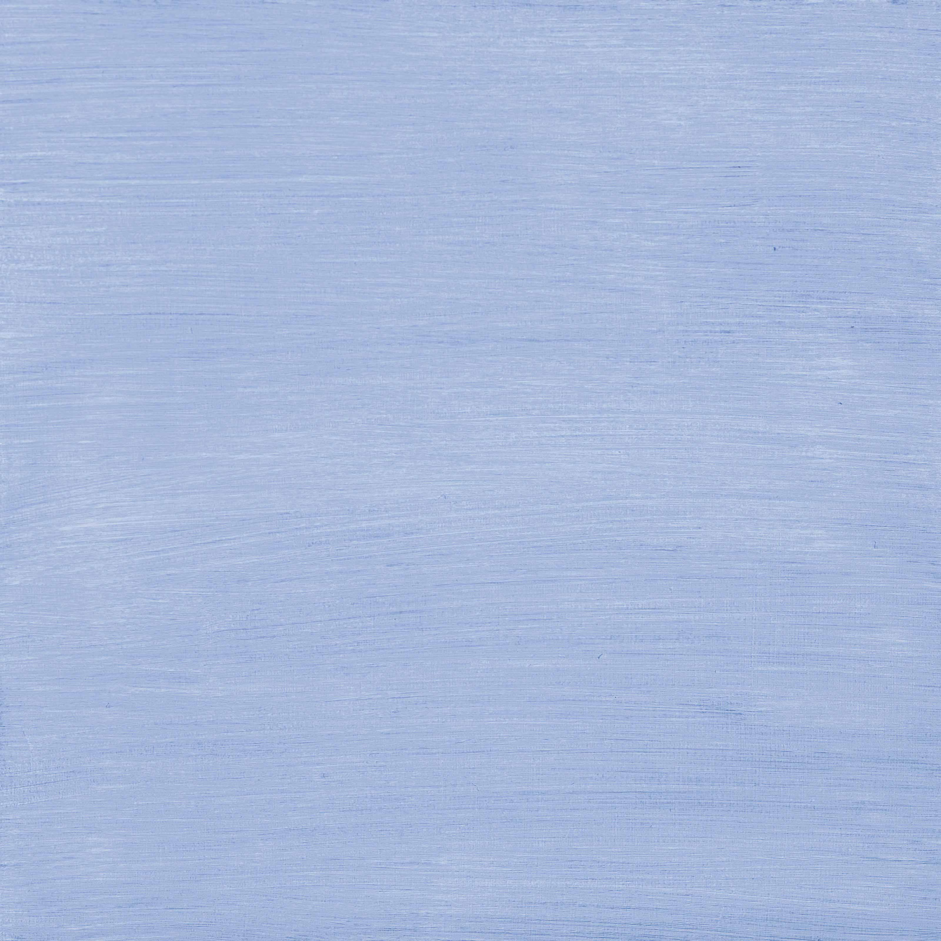 From the Inventory: Acrylic Glaze Painting: Oxidbraun/Ultramarinblau