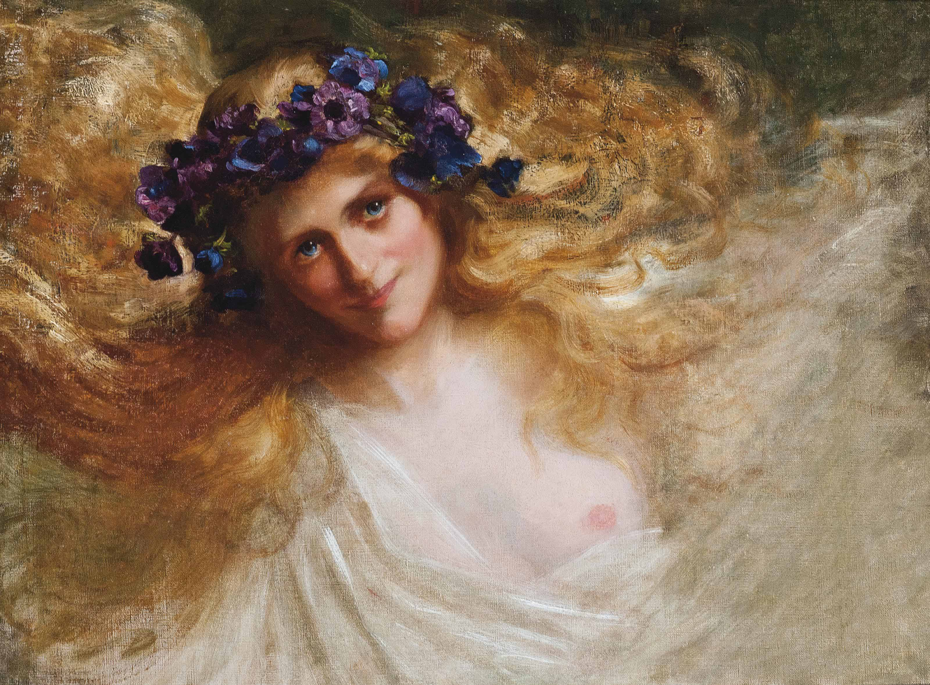The maiden of Spring