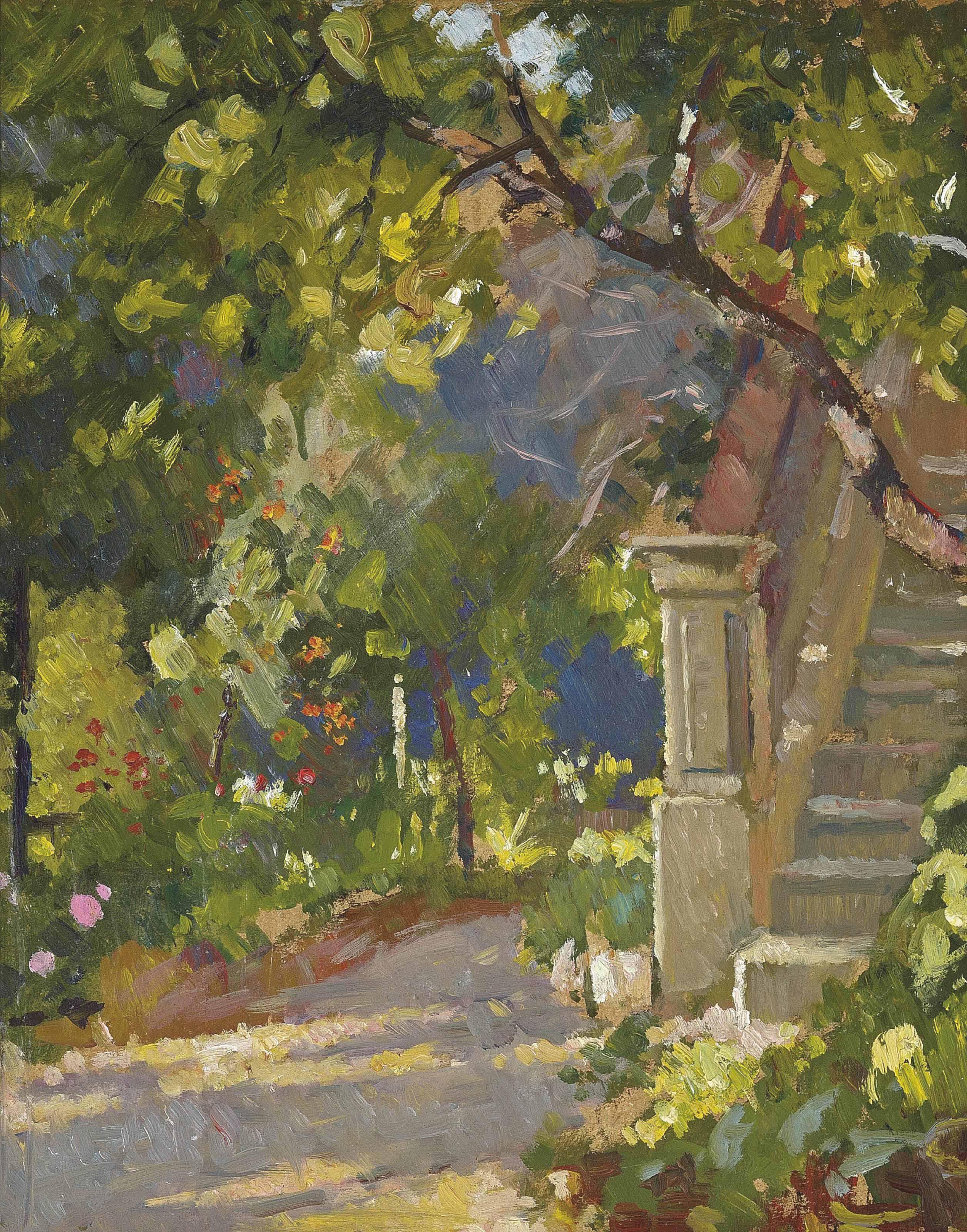 A quiet corner