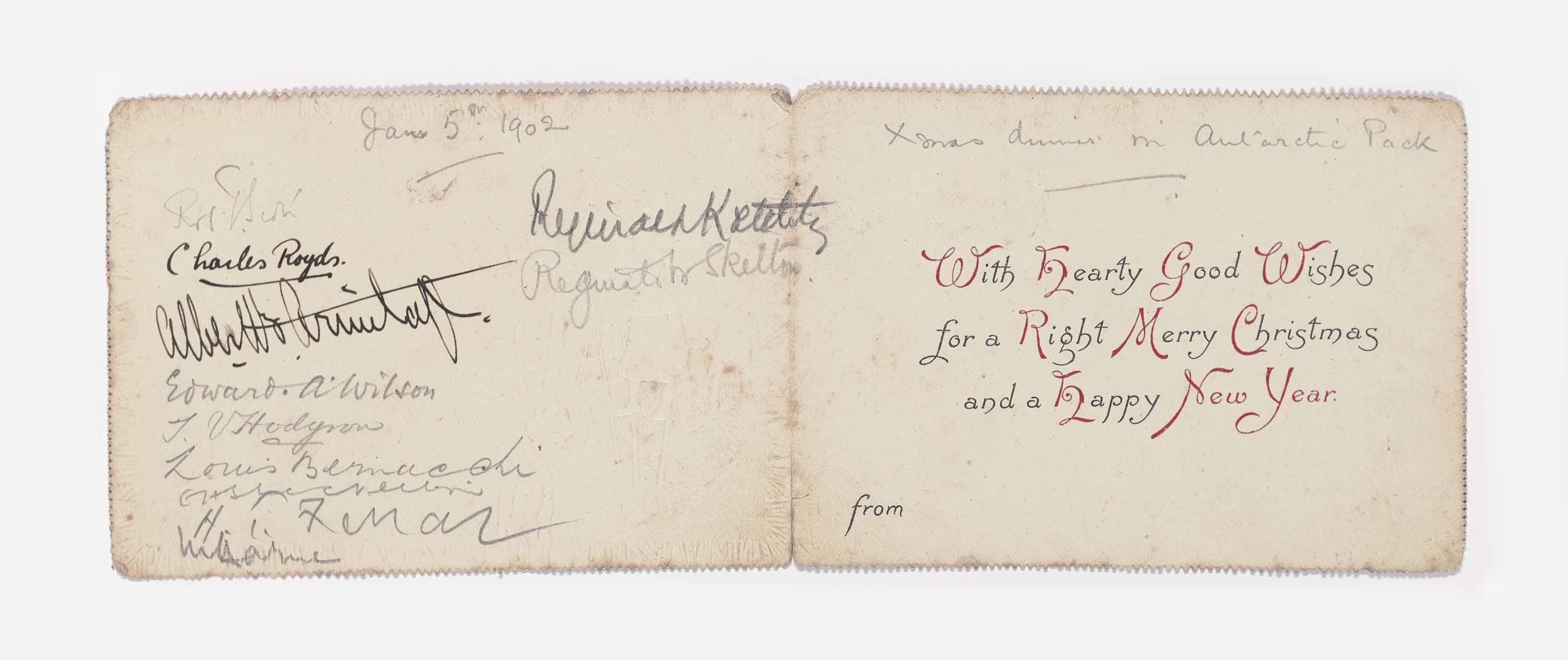 BRITISH NATIONAL ANTARCTIC EXPEDITION, 1901-1904
