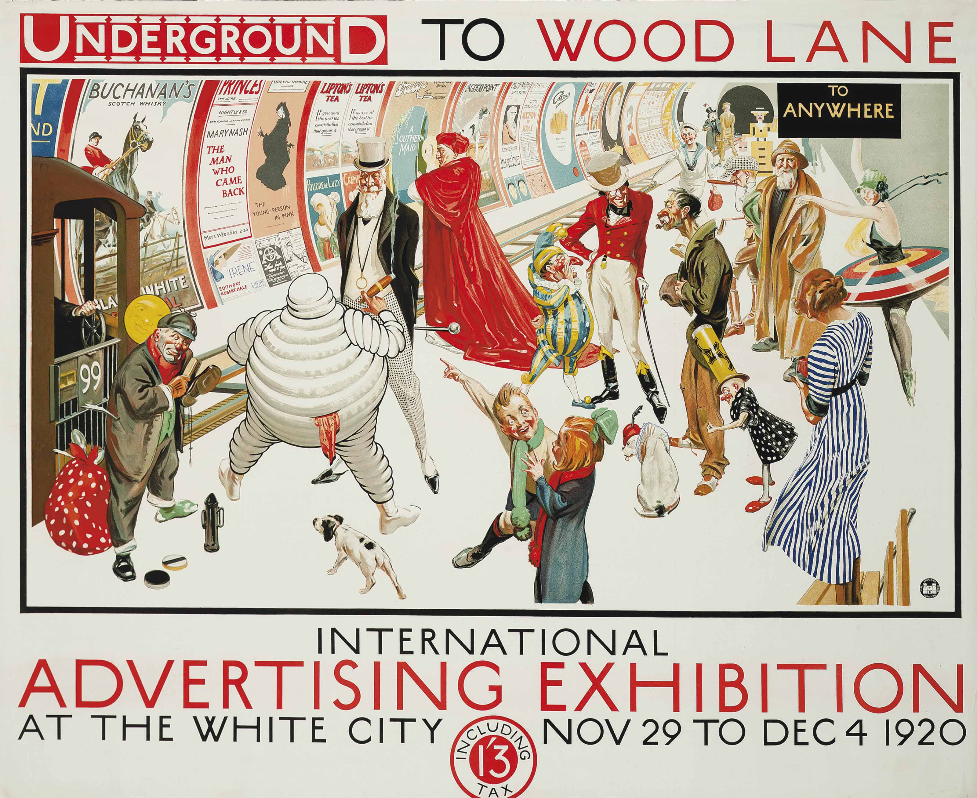 INTERNATIONAL ADVERTISING EXHIBITION