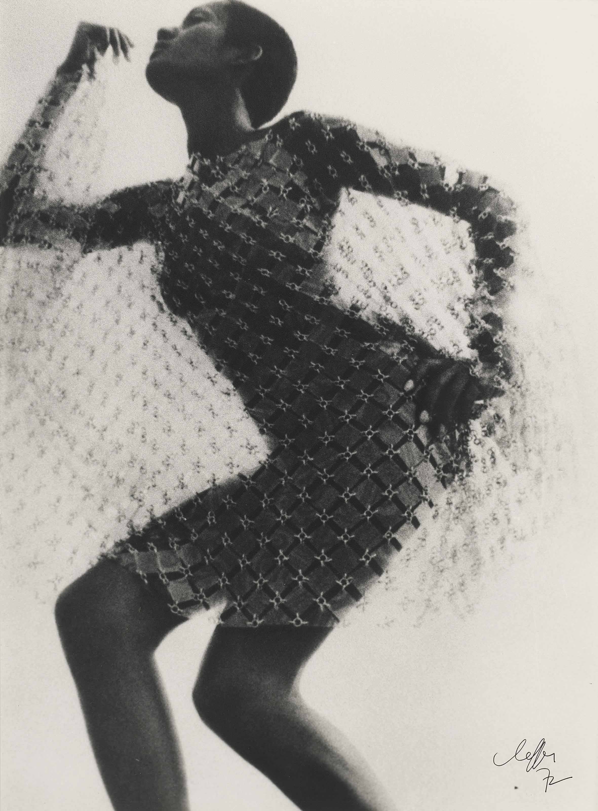 Paco Rabanne dress, 1969