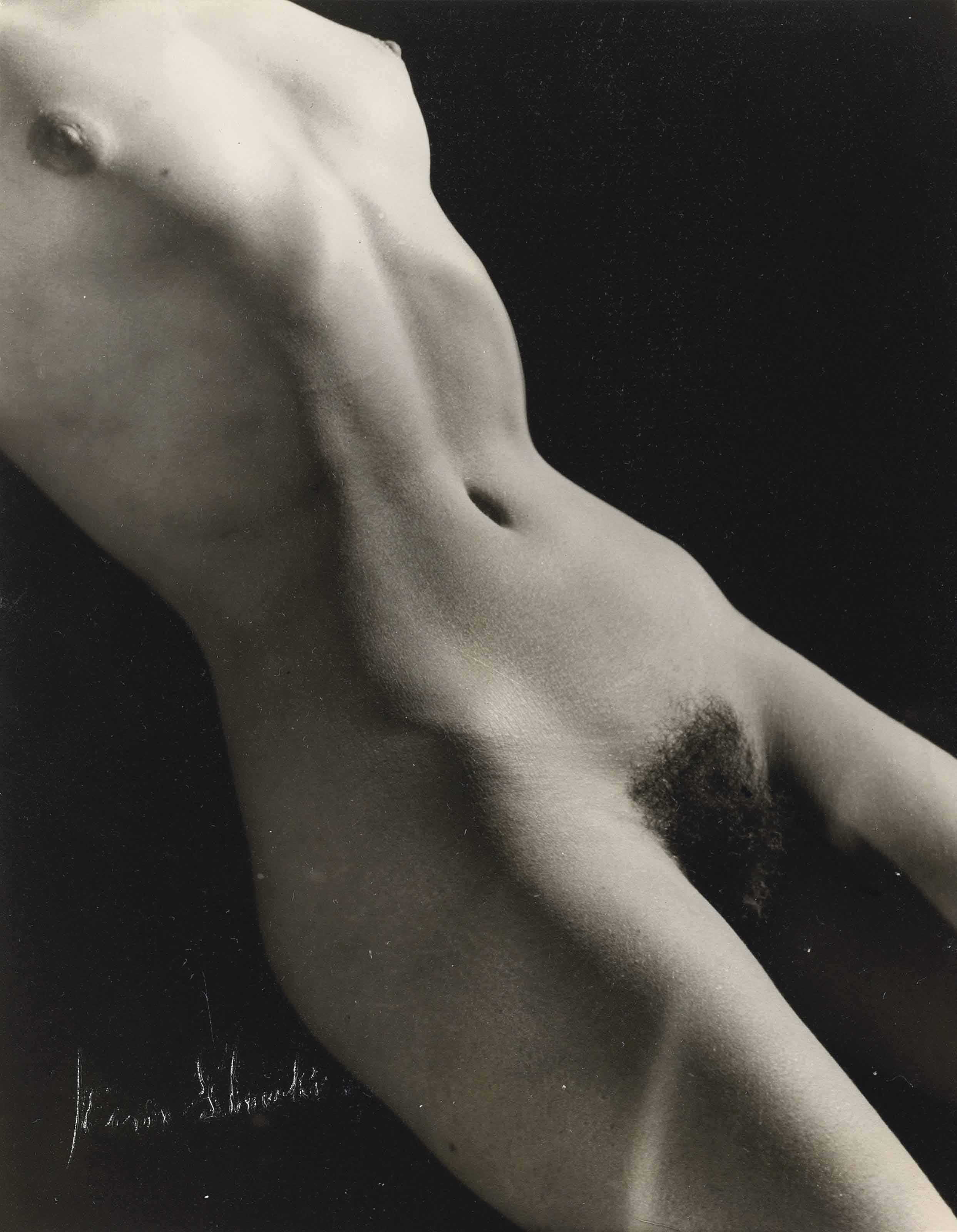 Nude, circa 1960s