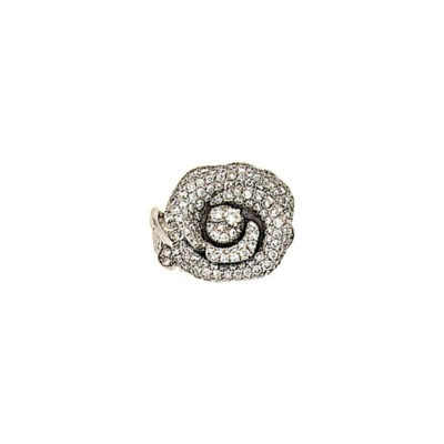 A diamond 'Rose' ring, by Chri