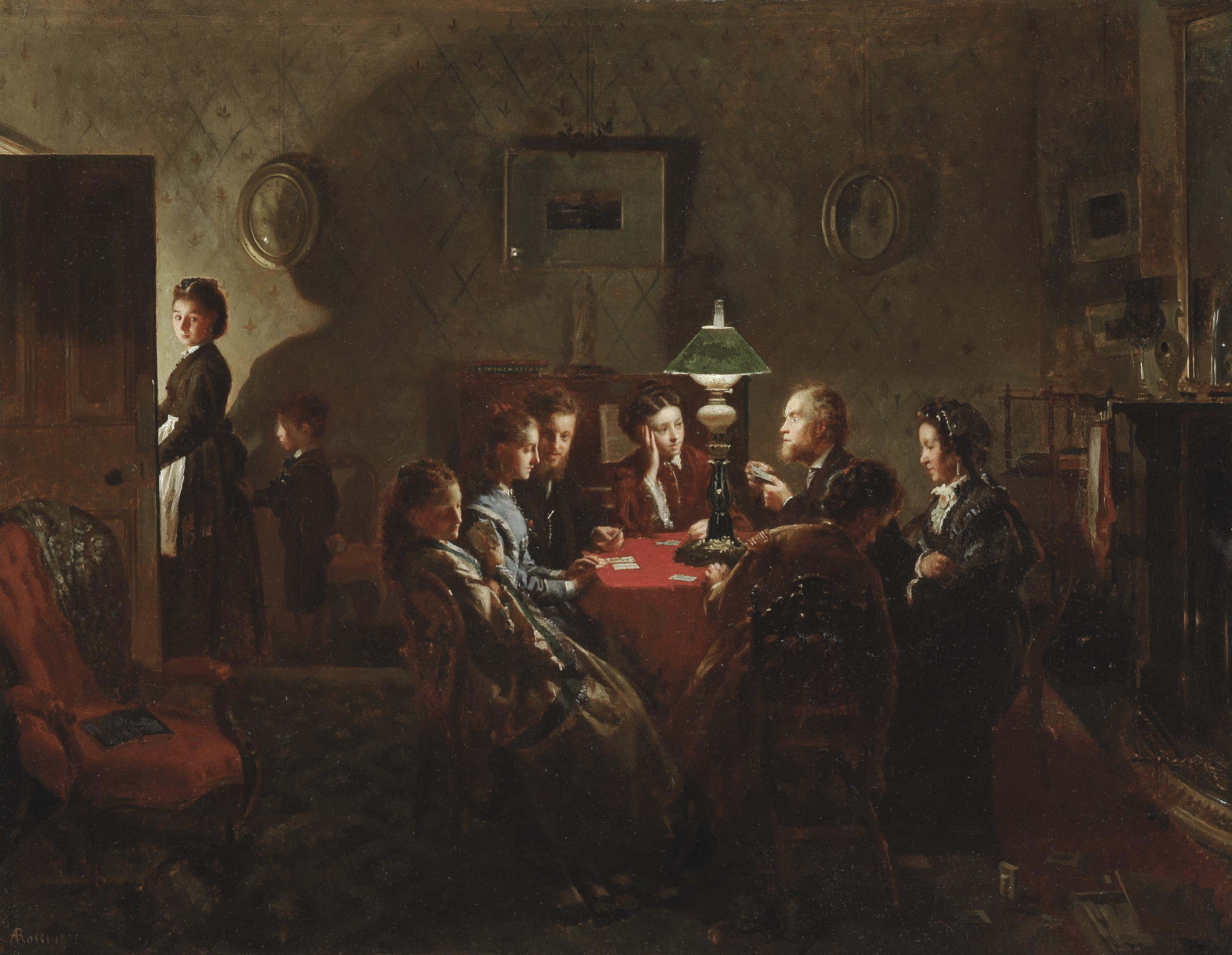 The card game