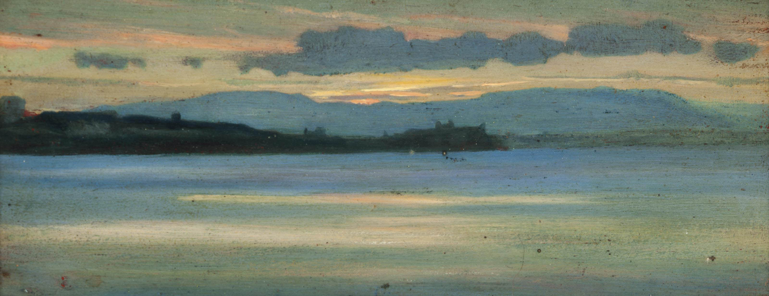Sunrise at Nettuno