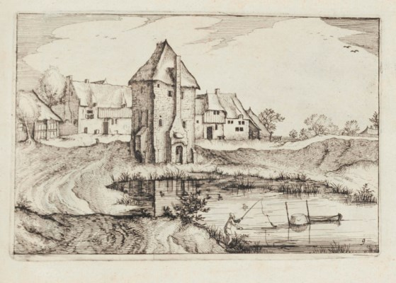 Claes Jansz Visscher (1586/87-