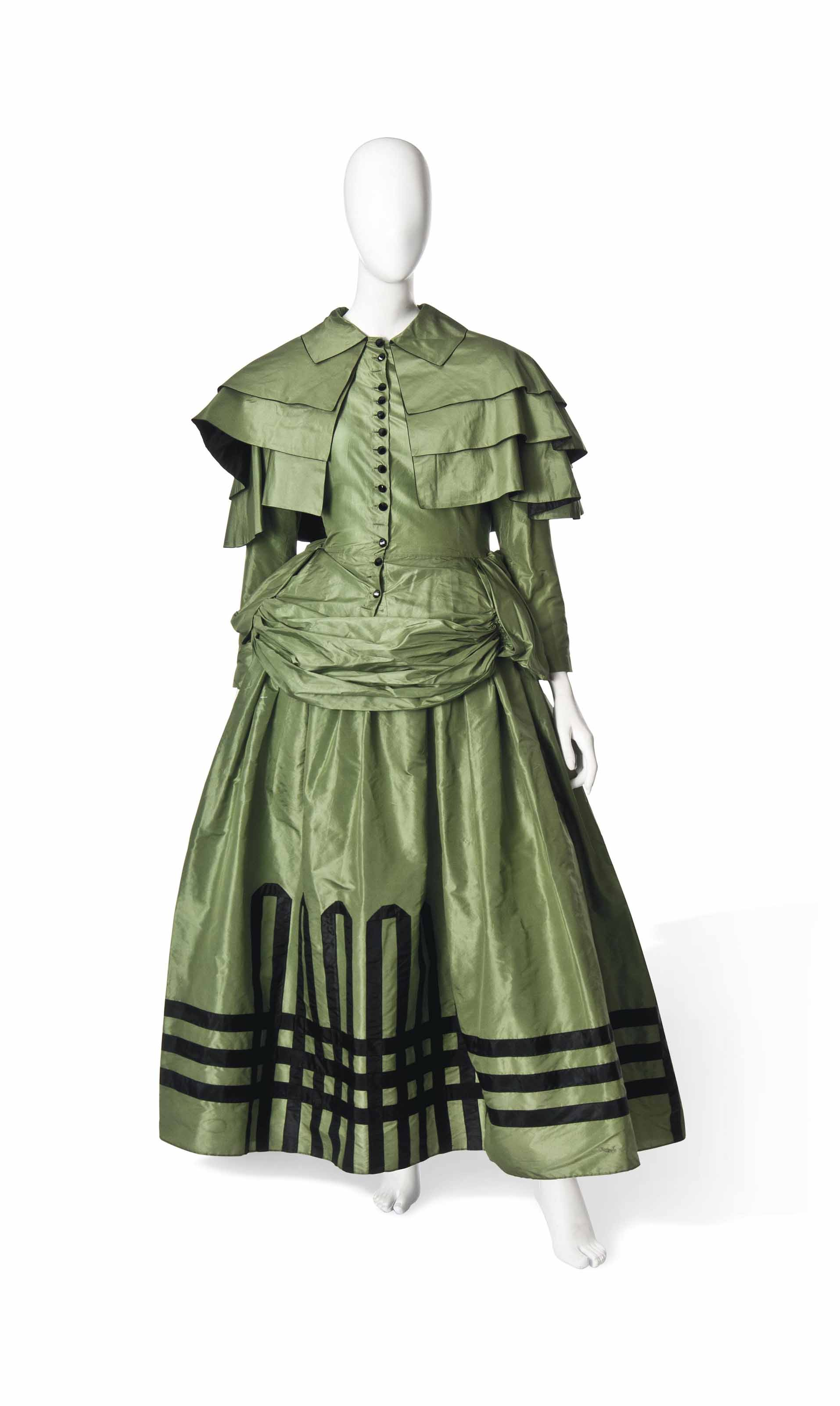 A STAGE COSTUME BY JEANNE LANVIN