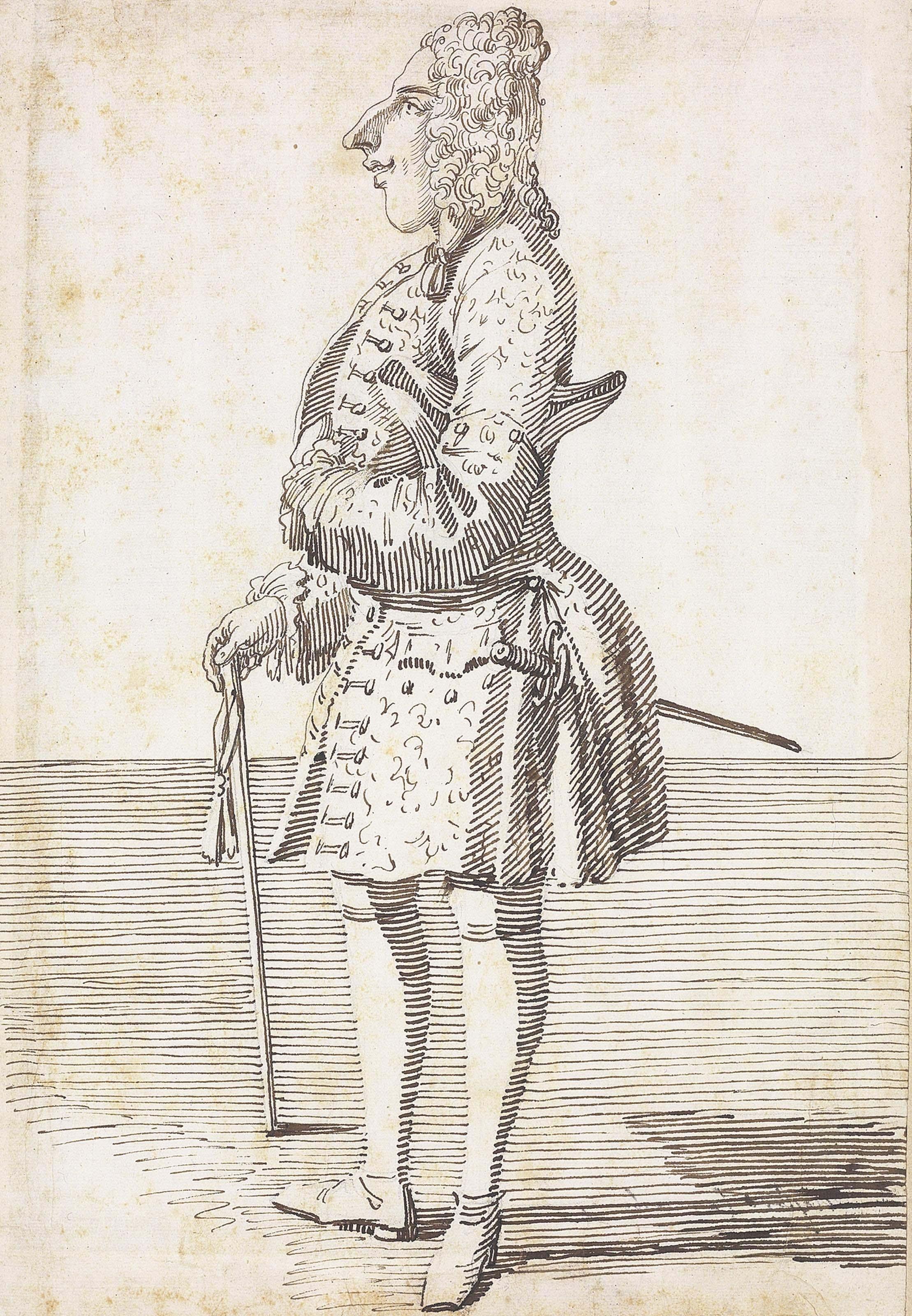 Henry Hyde, Viscount Cornbury (1710-1753)