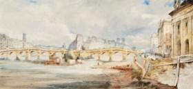 James Holland, O.W.S. (Burslem, Staffordshire, 1799-1870, Lo