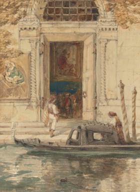 James Holland, O.W.S. (Burslem, Staffordshire 1799-1870 Lond