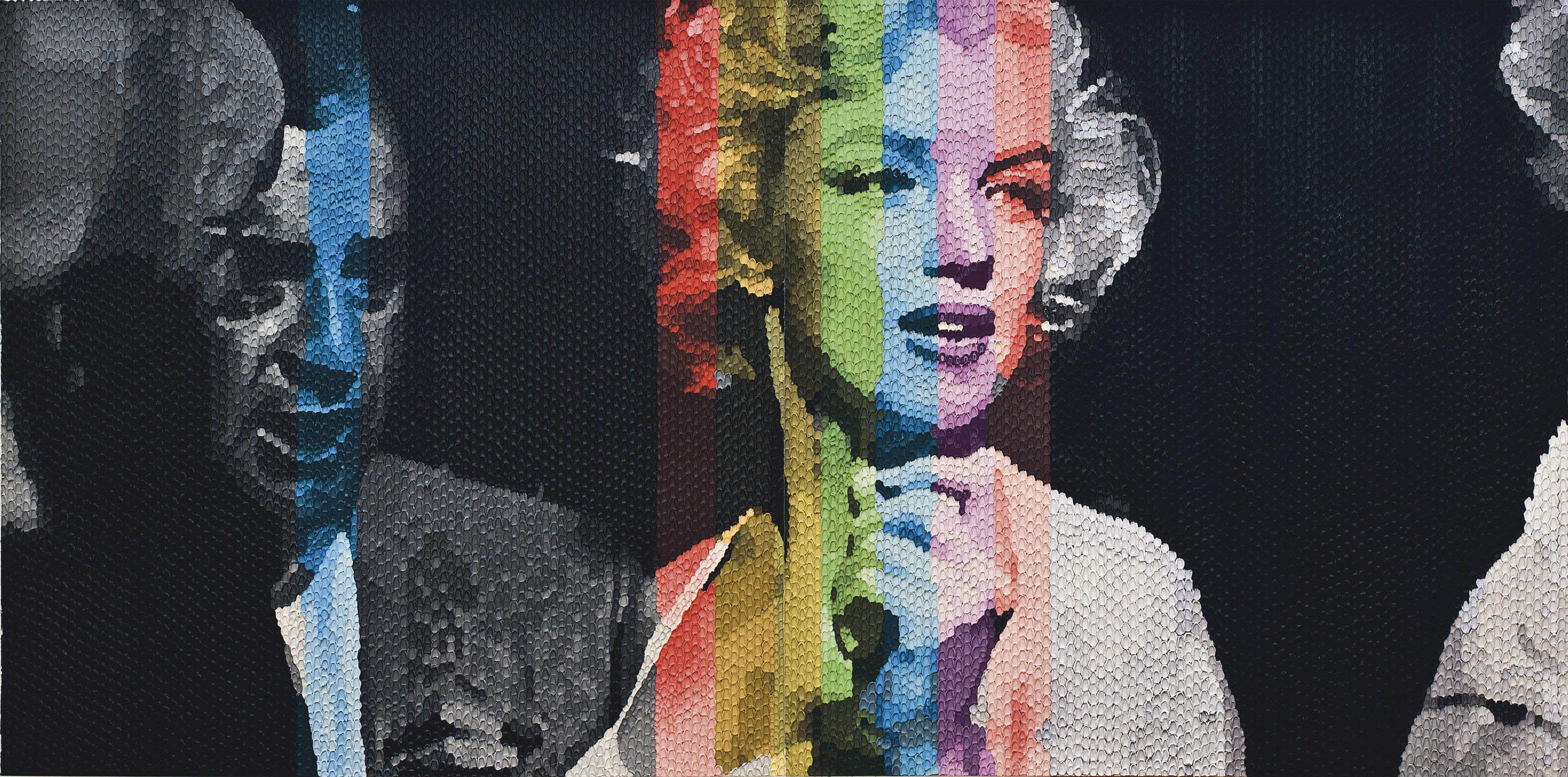 Marilyn Monroe (from the Interface series)