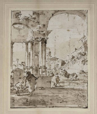 francesco guardi essay Scene in the style of venetian painter francesco guardi, a landscape by yee  bon and a depiction of peggy's cove by william e degarthe.