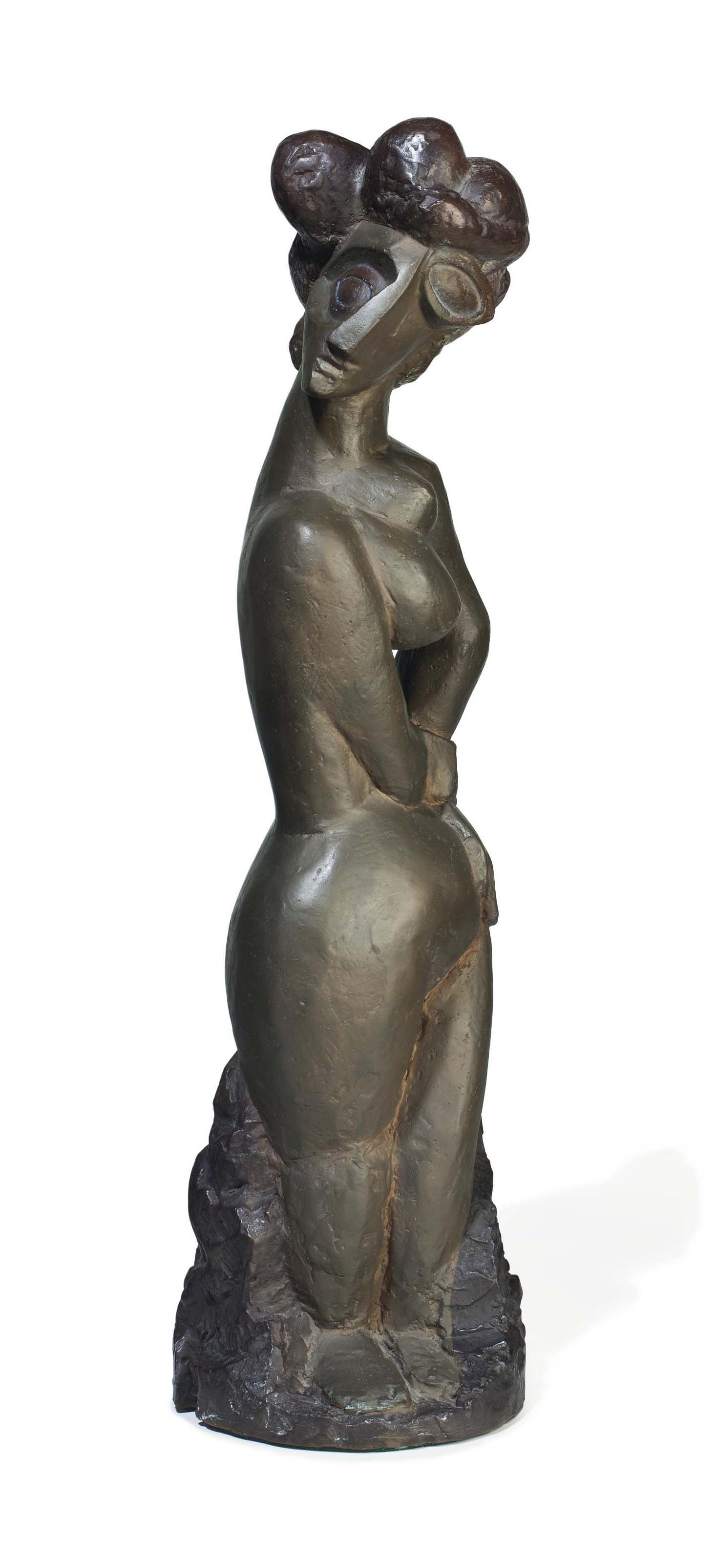 'Figure in Rotation'