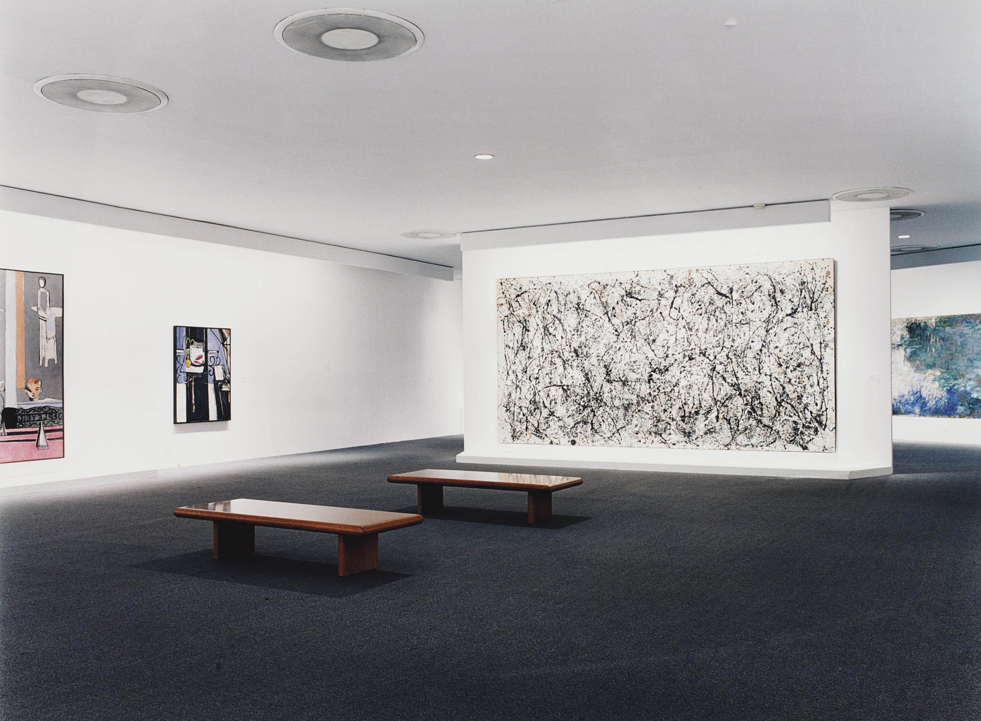 Museum of Modern Art, New York, XII, 2001