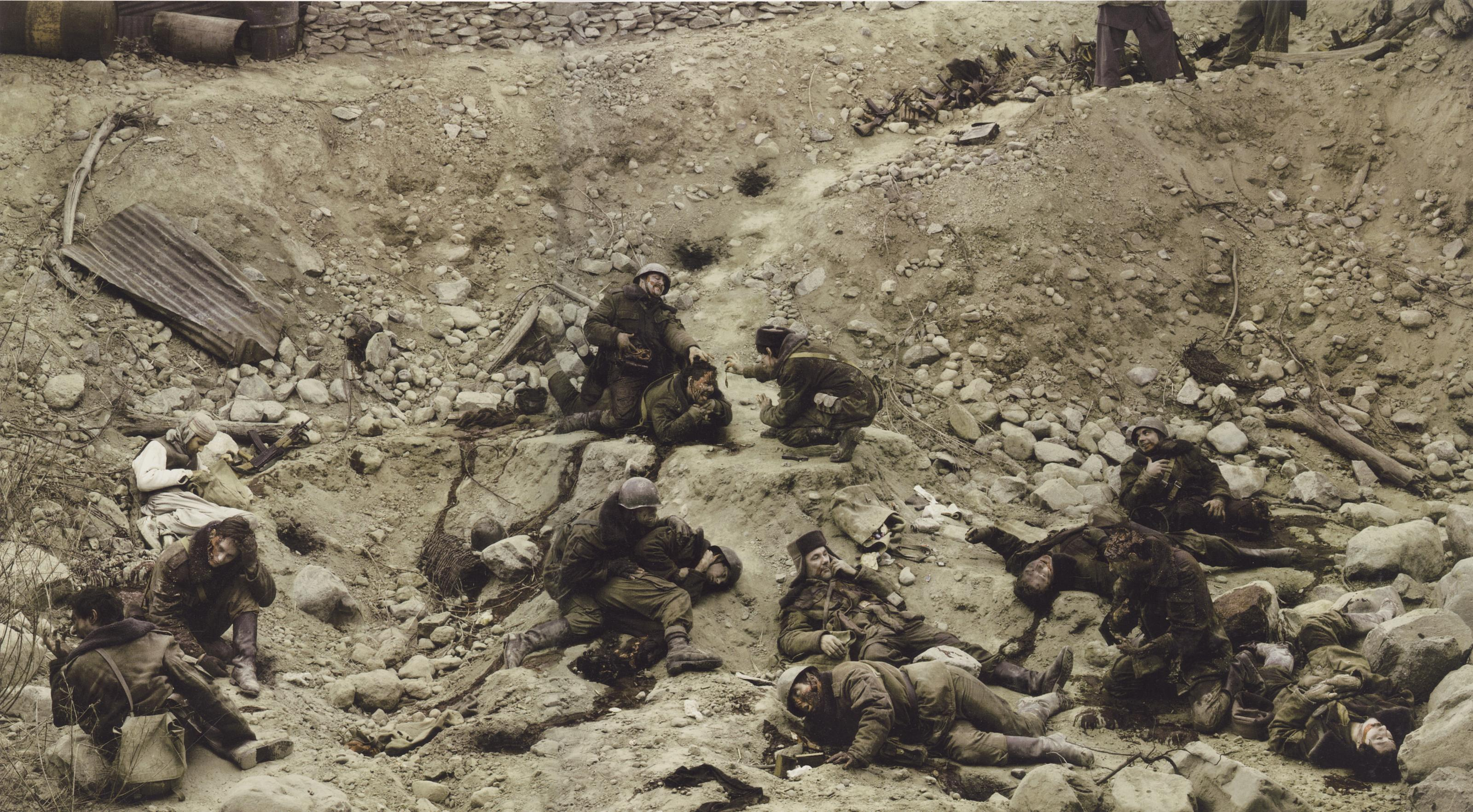 Dead Troops Talk (A vision after an ambush of a Red Army patrol, near Moqor, Afghanistan, winter 1986)