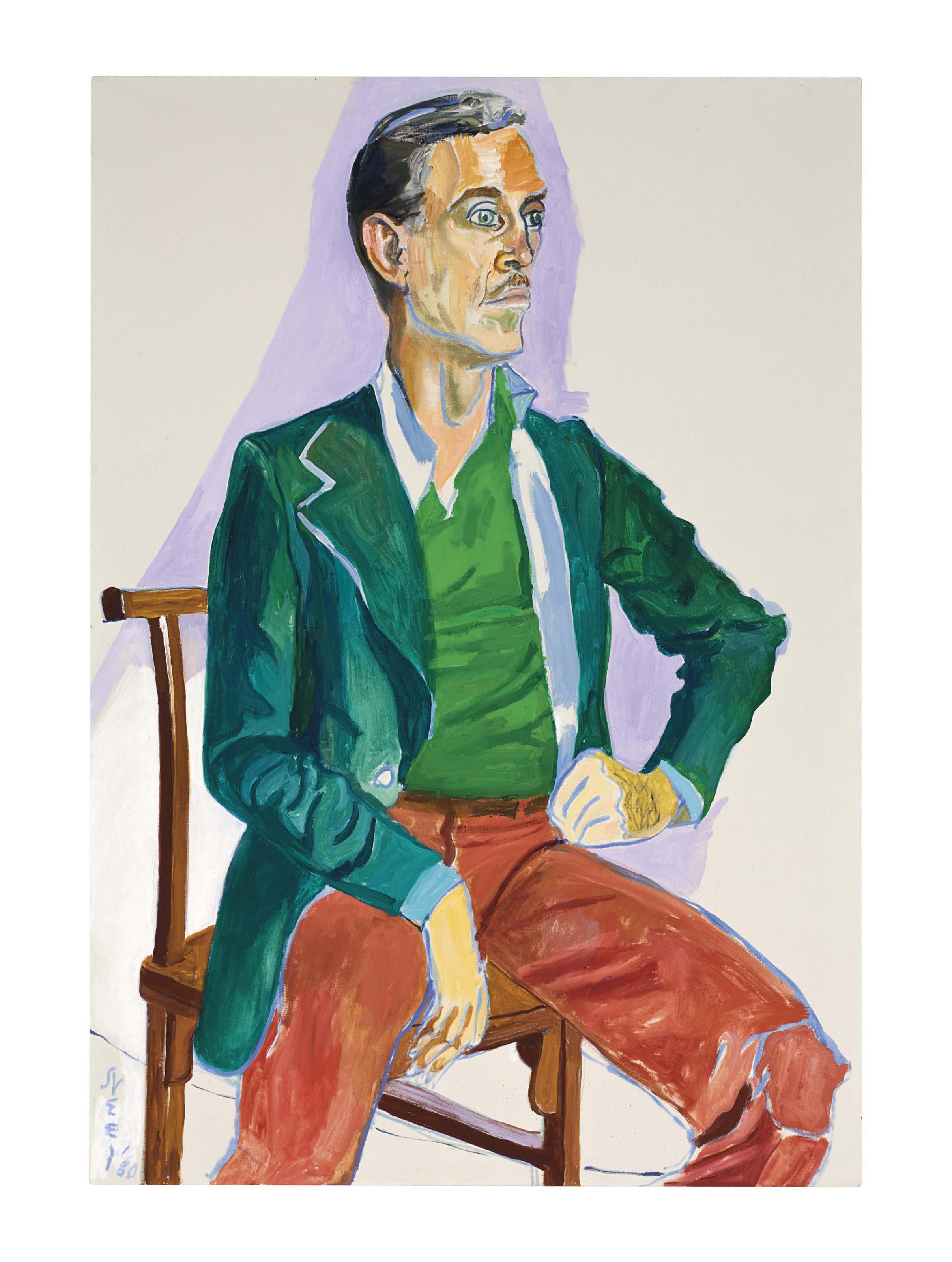 Portrait of Fredric Mueller