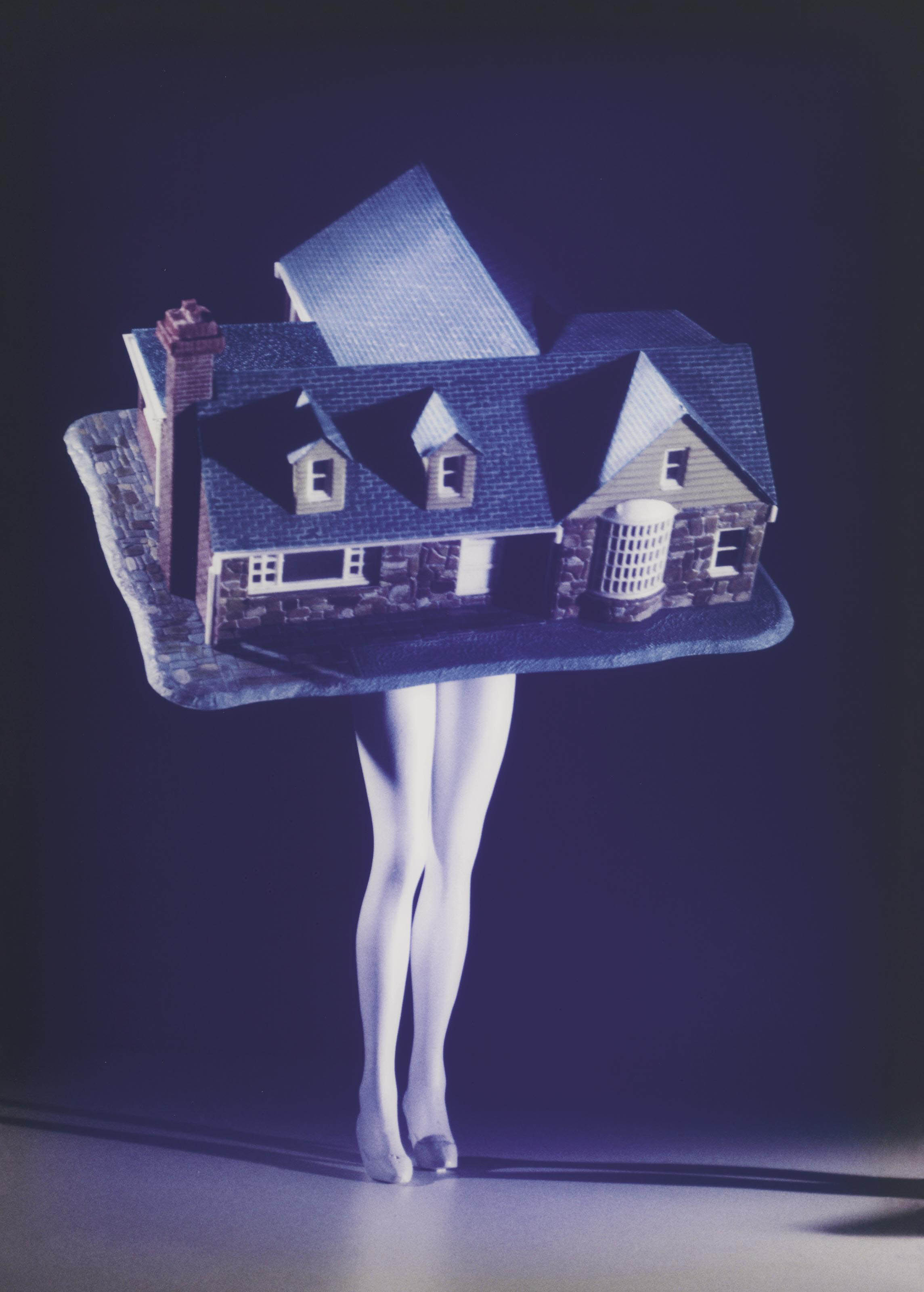 Walking House (Color)