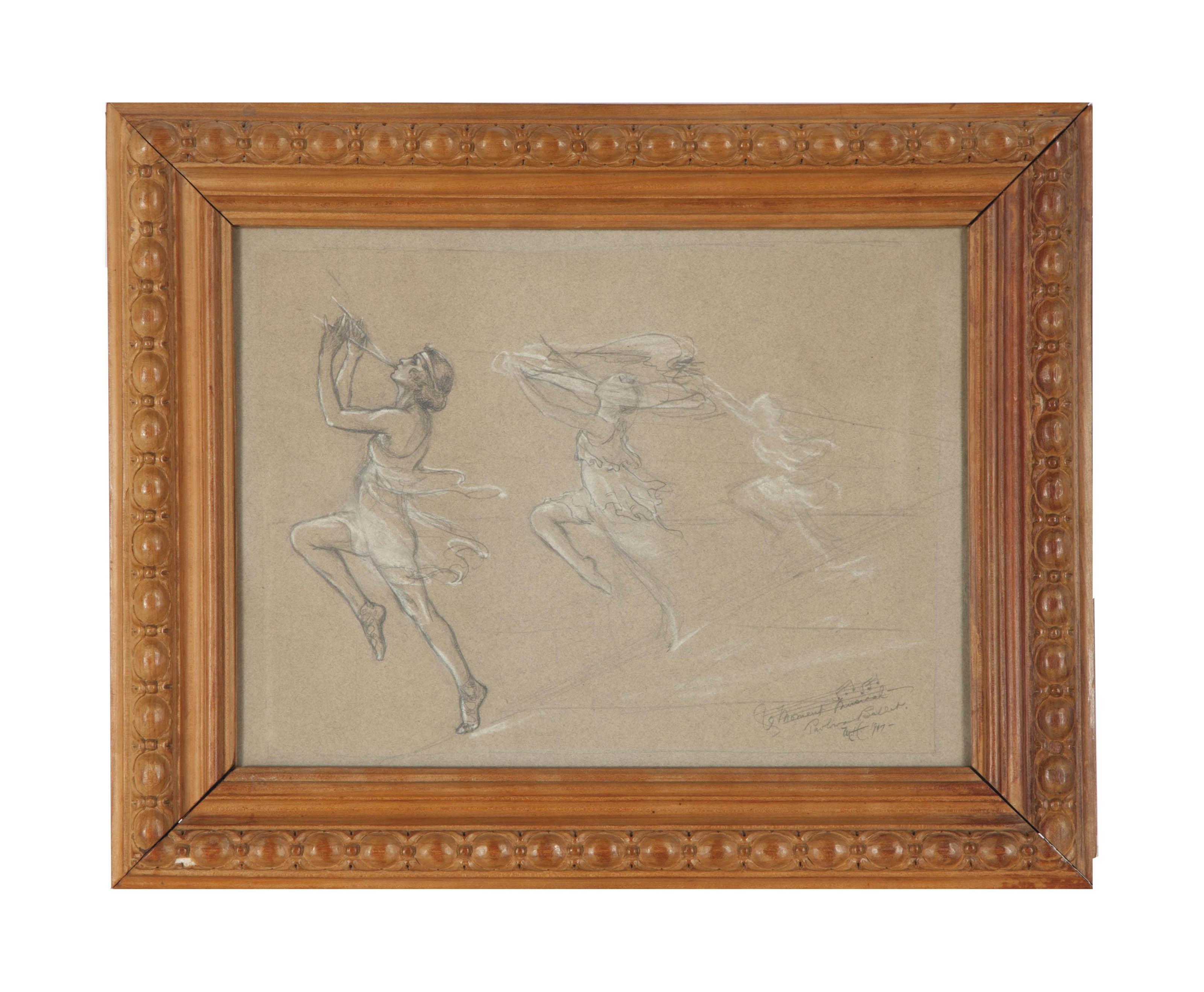Moment Musical, Pavlova Ballet