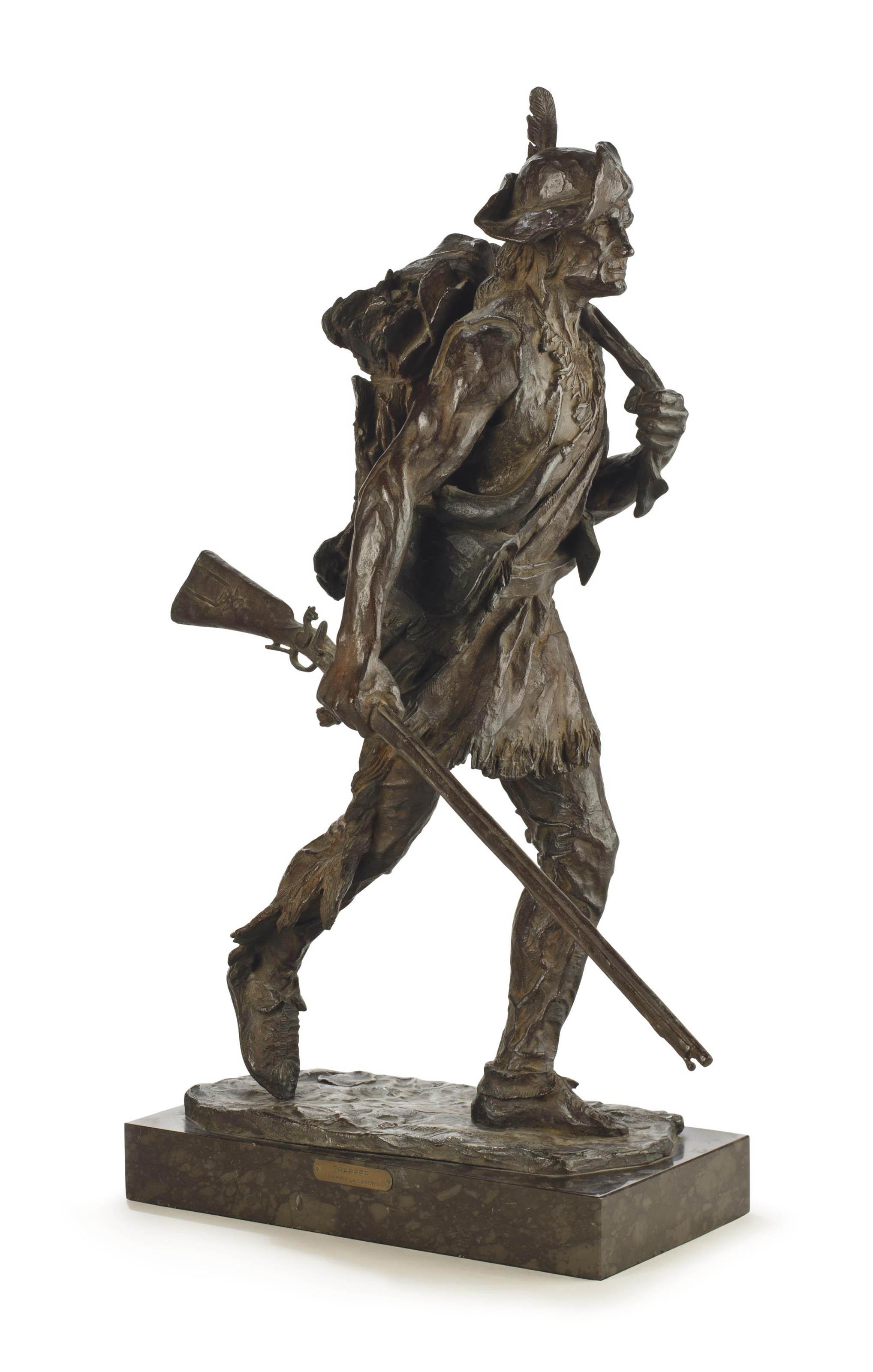 'The Trapper'