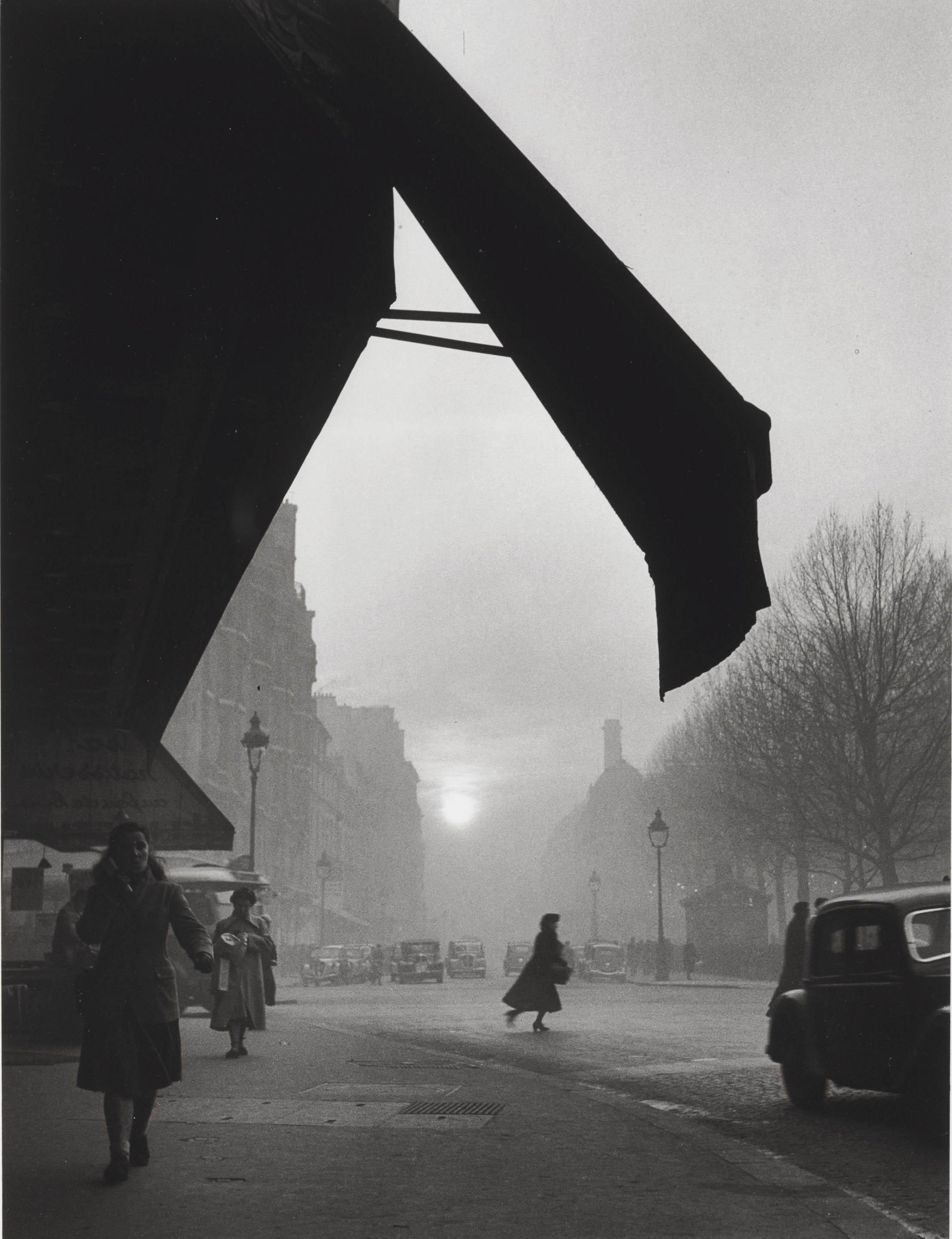 Carrefour, Sèvres-Babylone, 1948