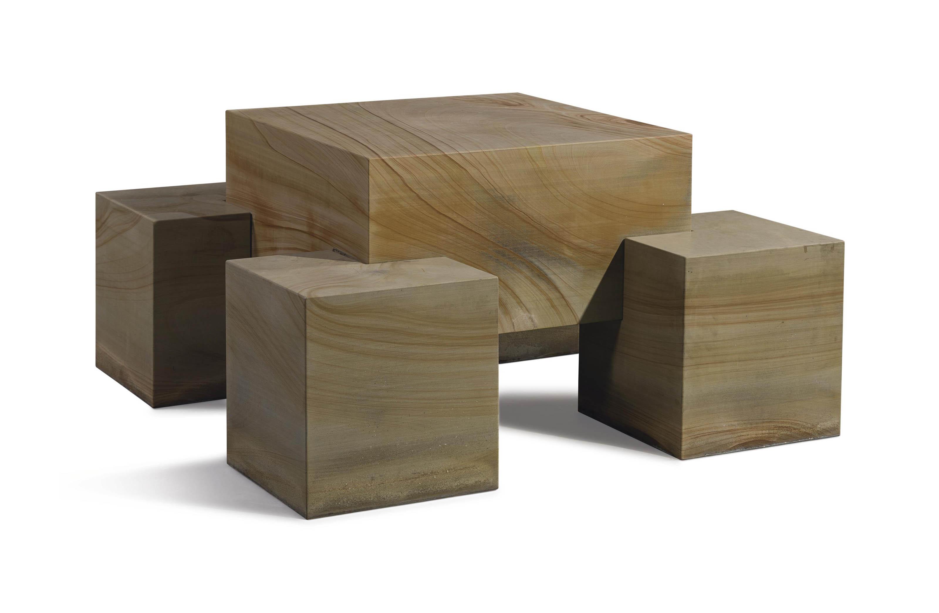 Seat-Leg Table