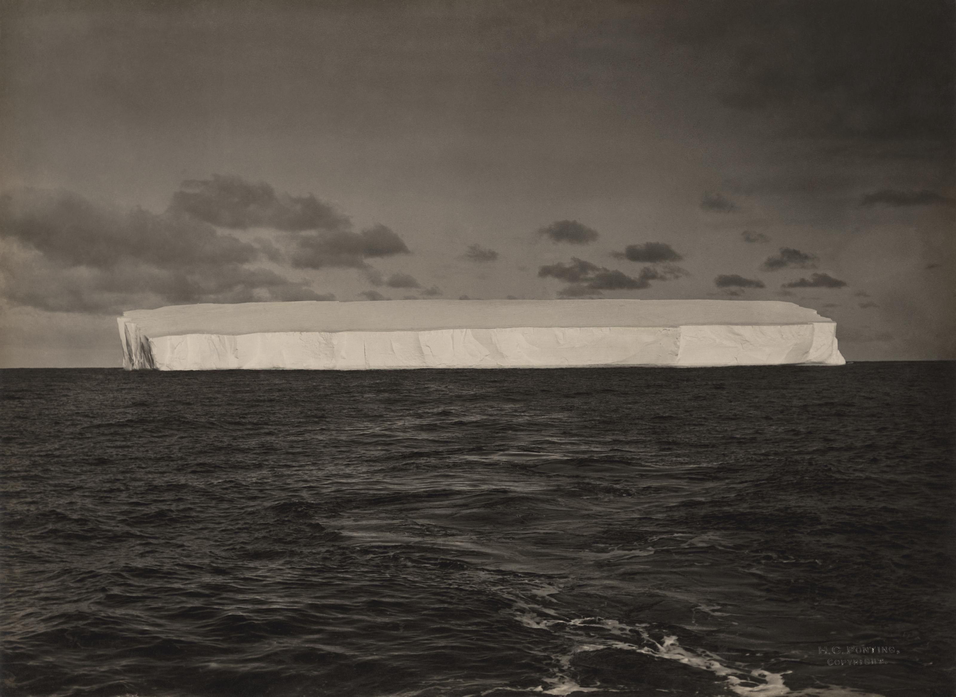 Iceberg, Antarctica, c. 1911