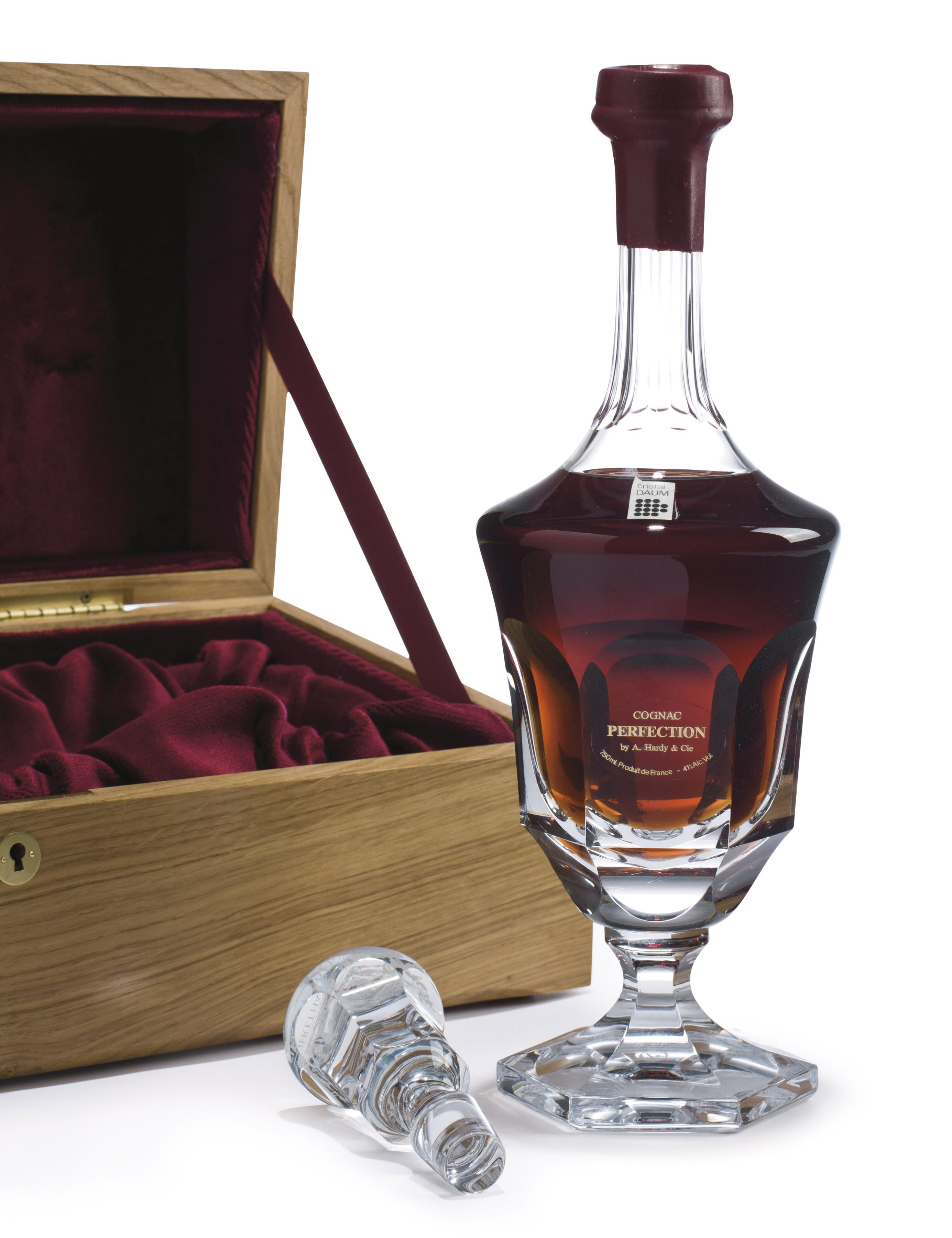 Hardy Perfection Cognac