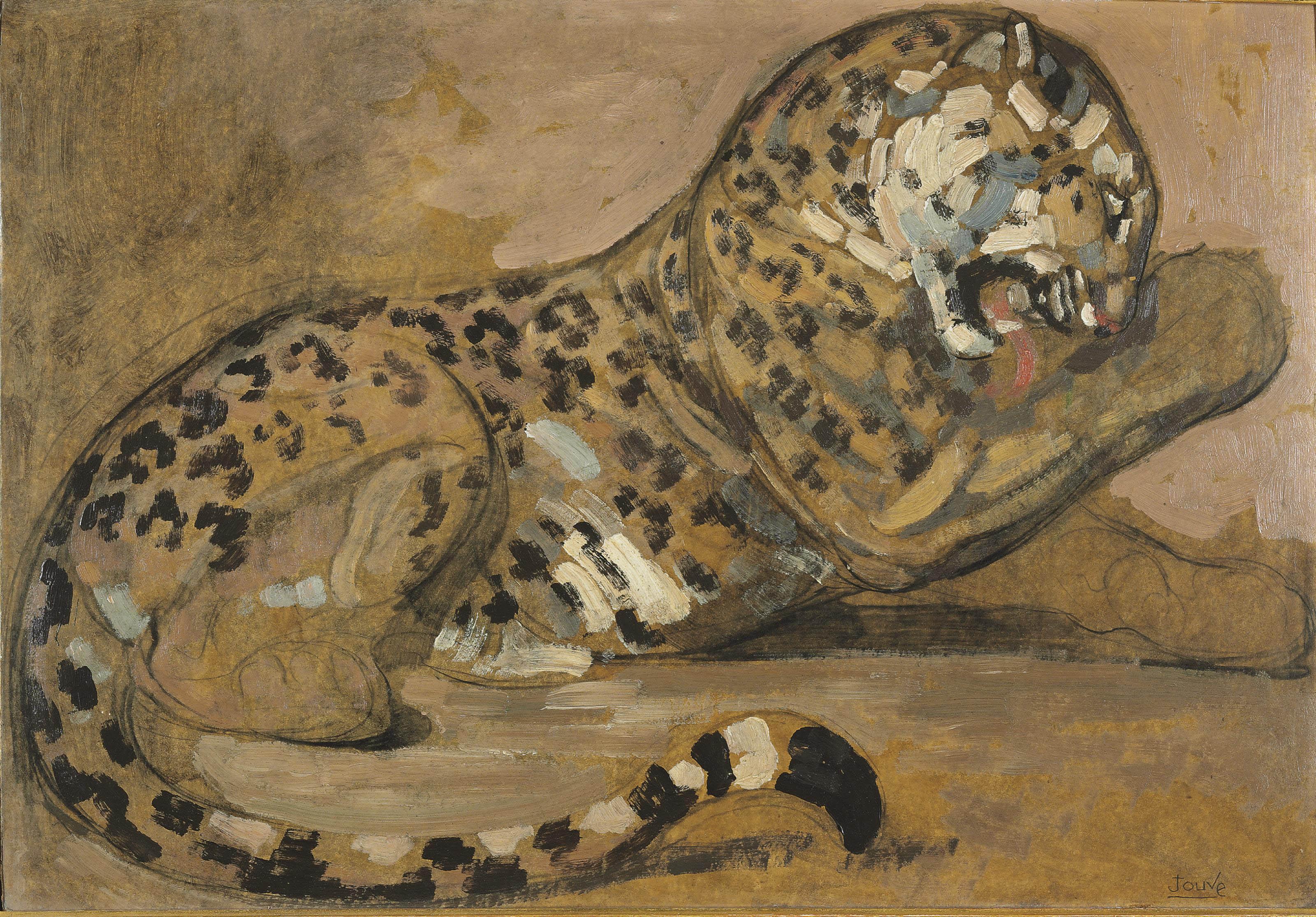 PAUL JOUVE (1880-1973)