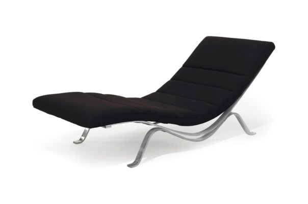 George nelson 1908 1986 for herman miller an for Chaise longue tours
