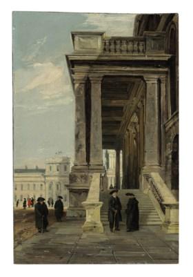 James Holland (Burslem, Staffs 1799-1870 London)