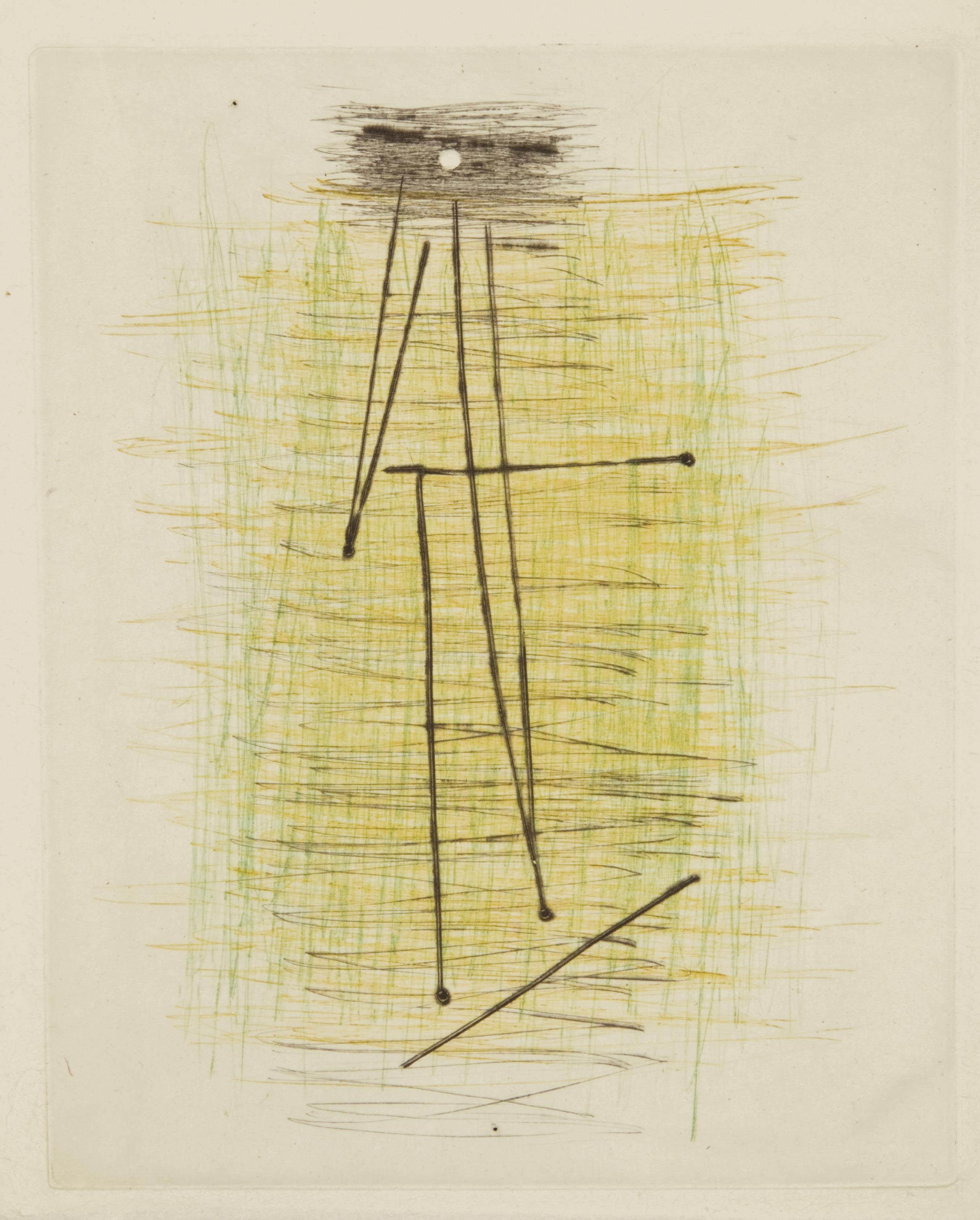 [PICASSO] -- ARTAUD, Antonin (1896-1948). ... Autre chose que de l'enfant beau. Miroir du poète: III. Paris: Louis Broder, 1957.
