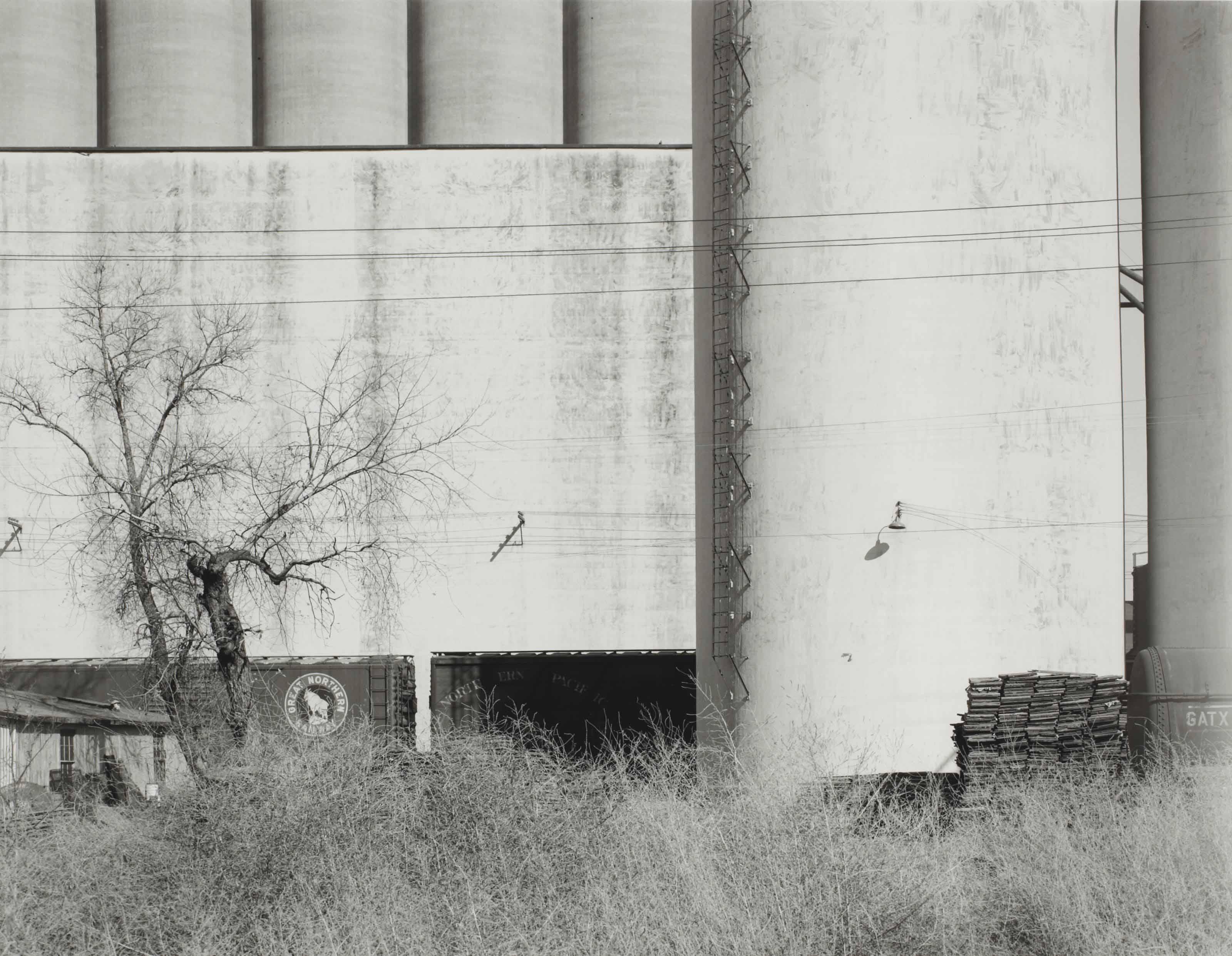 Grain Elevators I, Minneapolis, 1949