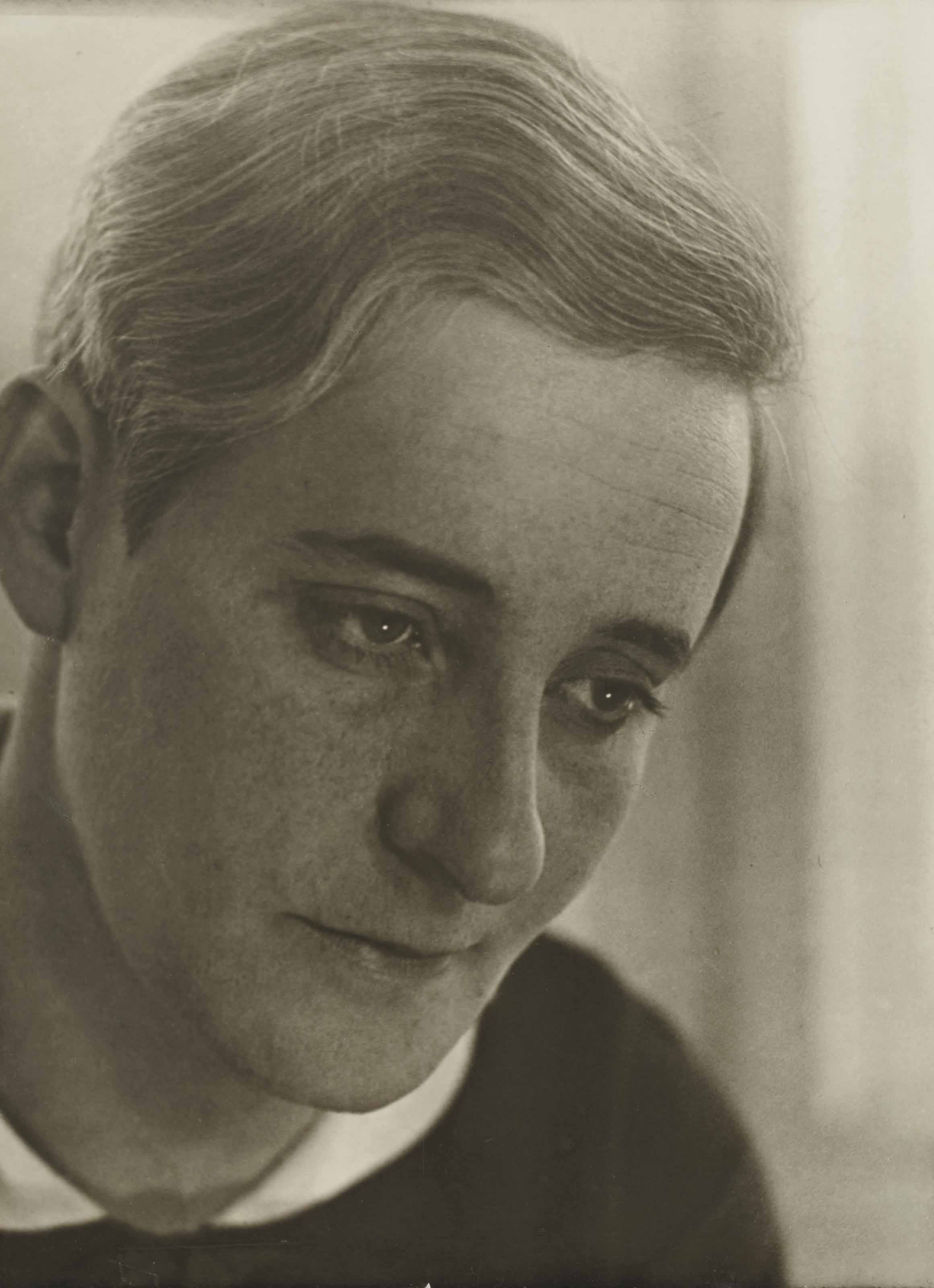 Sans titre, (autoportrait), vers 1931