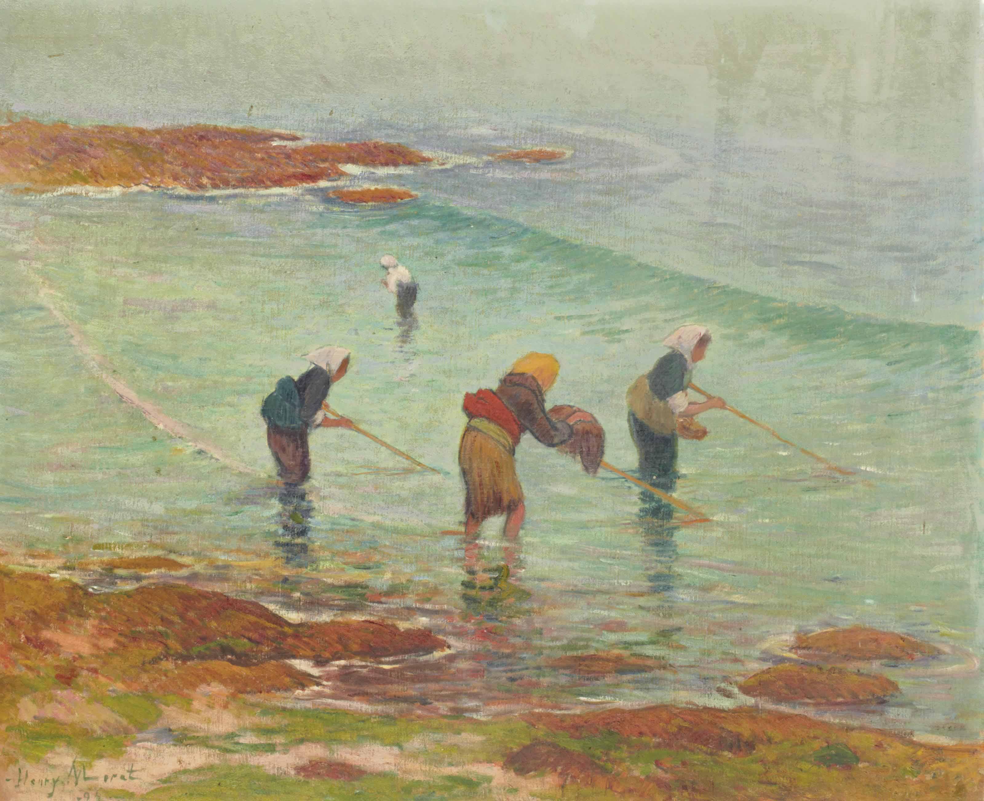 Les pêcheuses