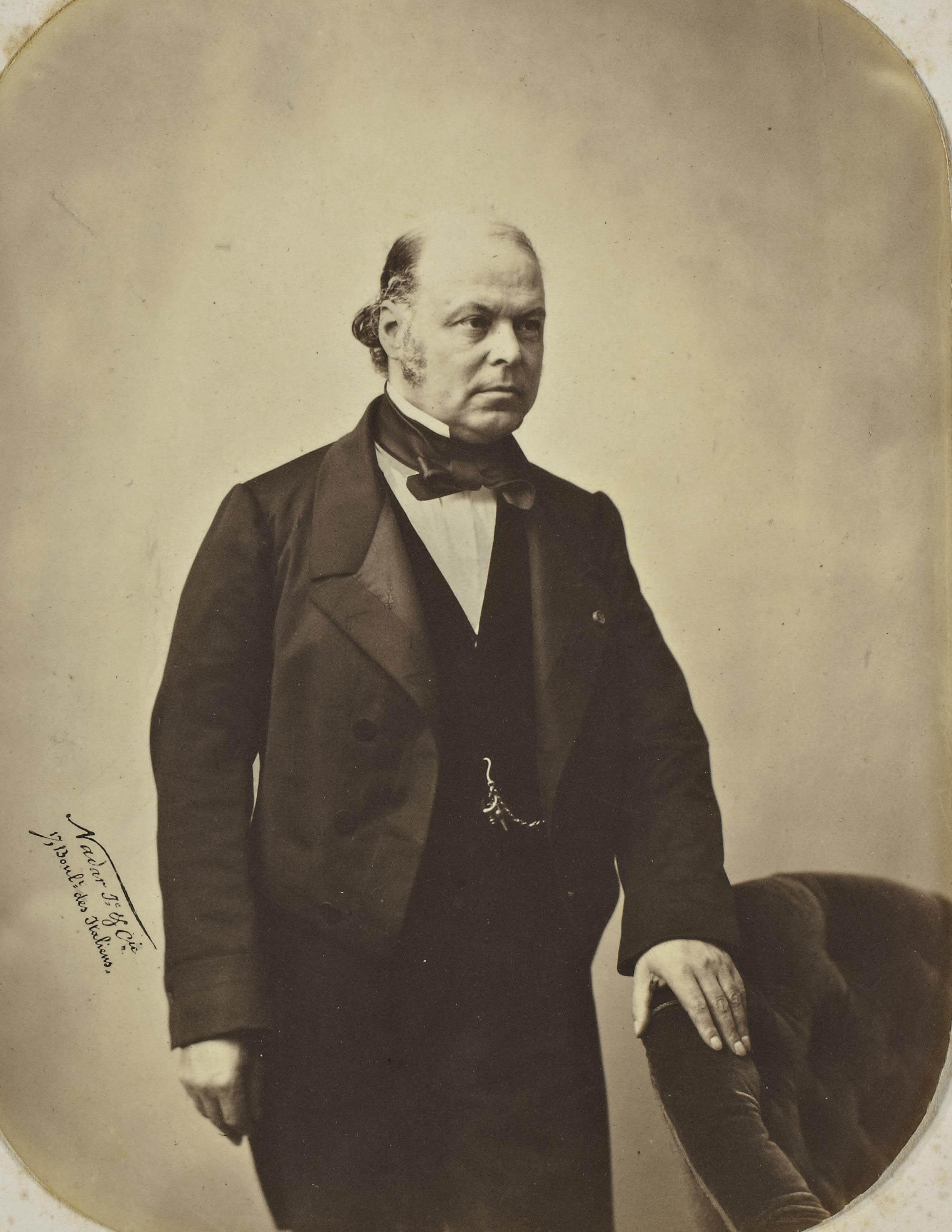 Portrait de Victor Foucher (1802-1866)