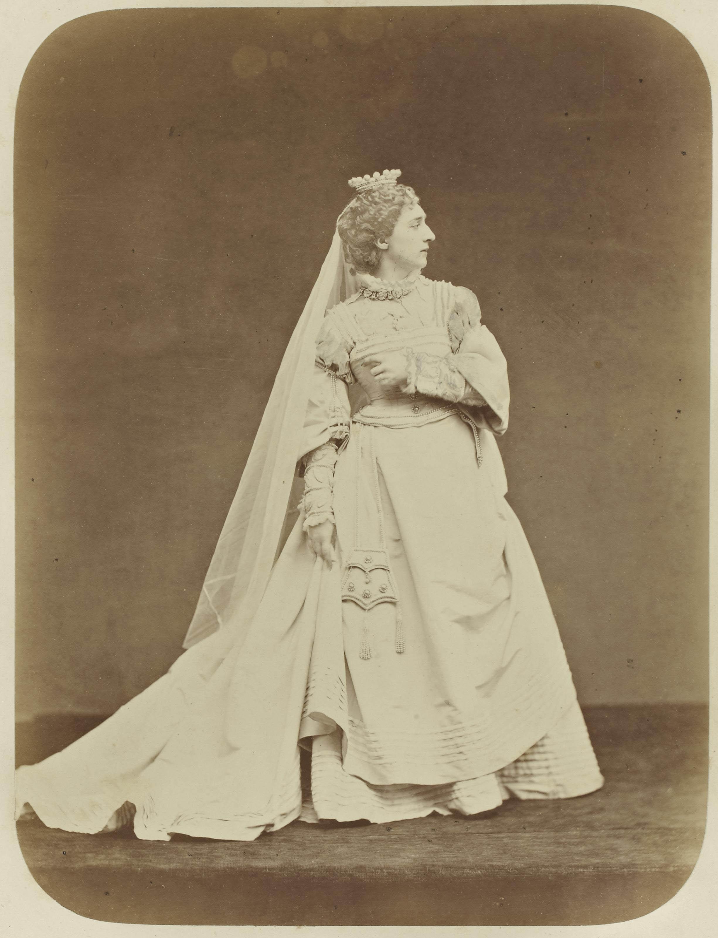 Acteurs de Marie Tudor, 1873