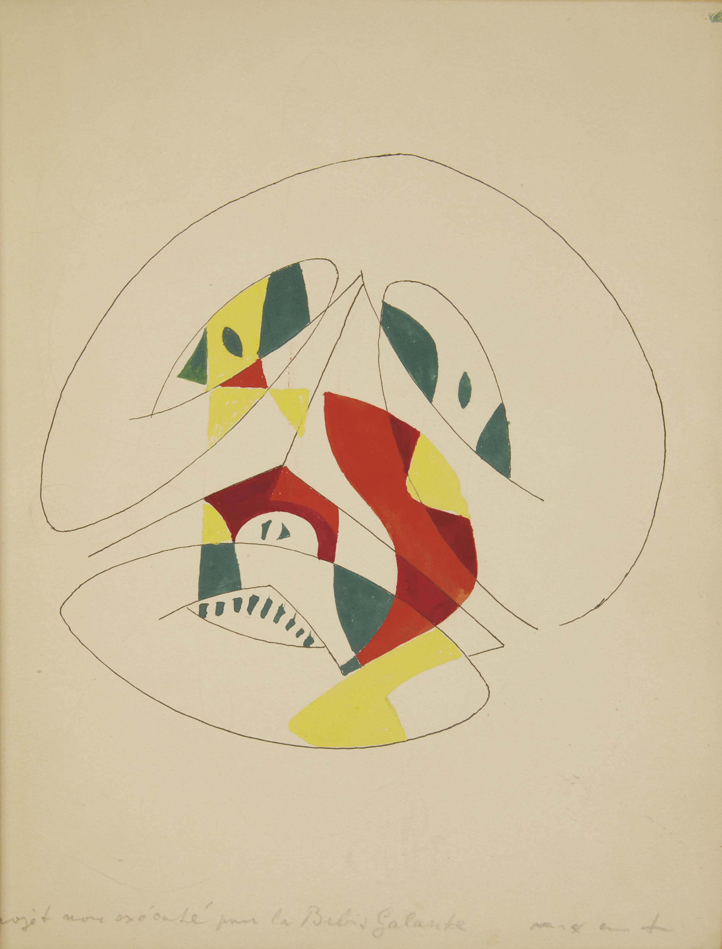 [ERNST] -- PÉRET, Benjamin (1899-1959). La Brebis galante. [Paris: Éditions premières, 1949].