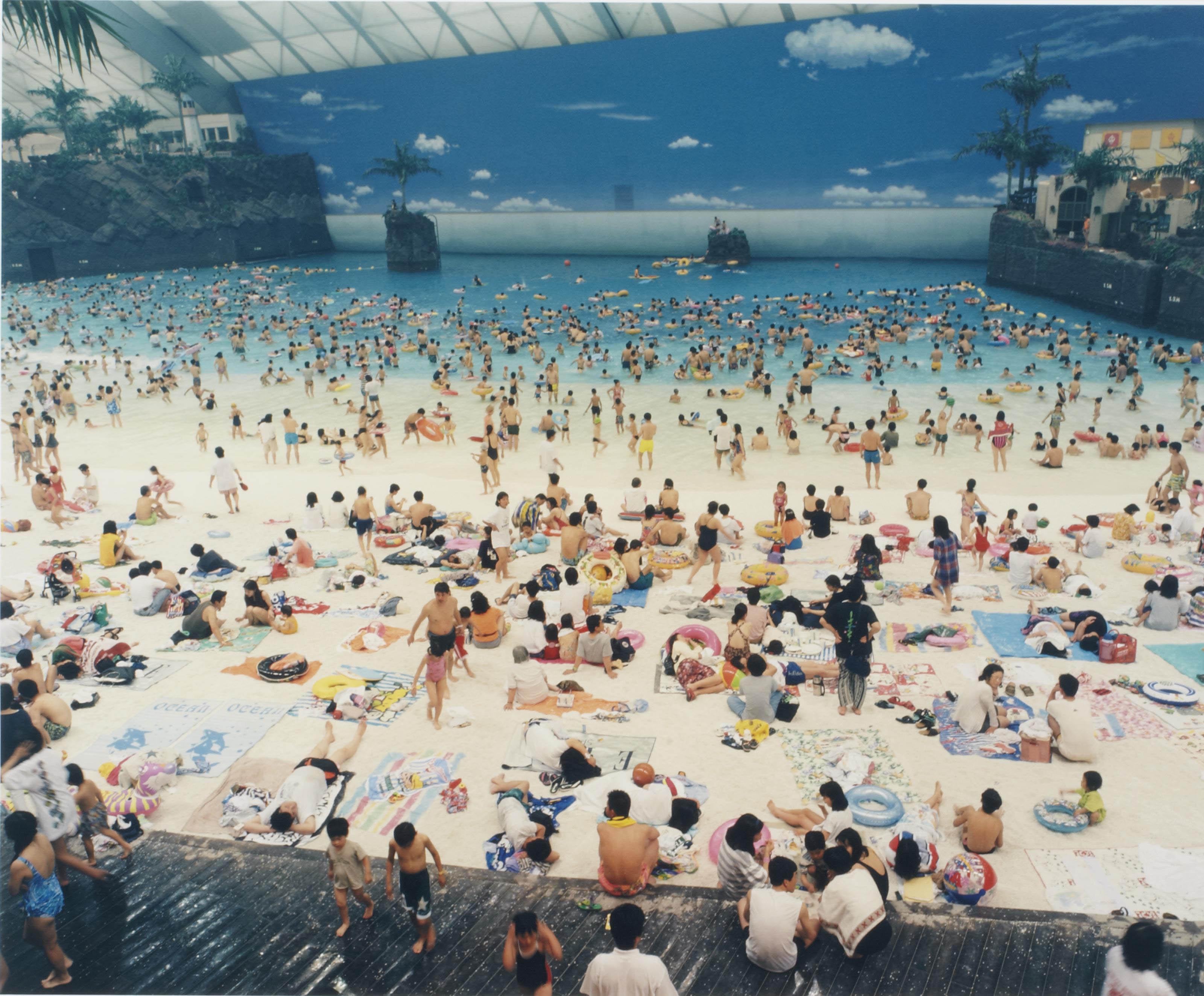 Cittal Ocean Dome, 1996
