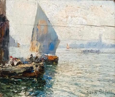 Fausto Pratella (Napoli 1888-1