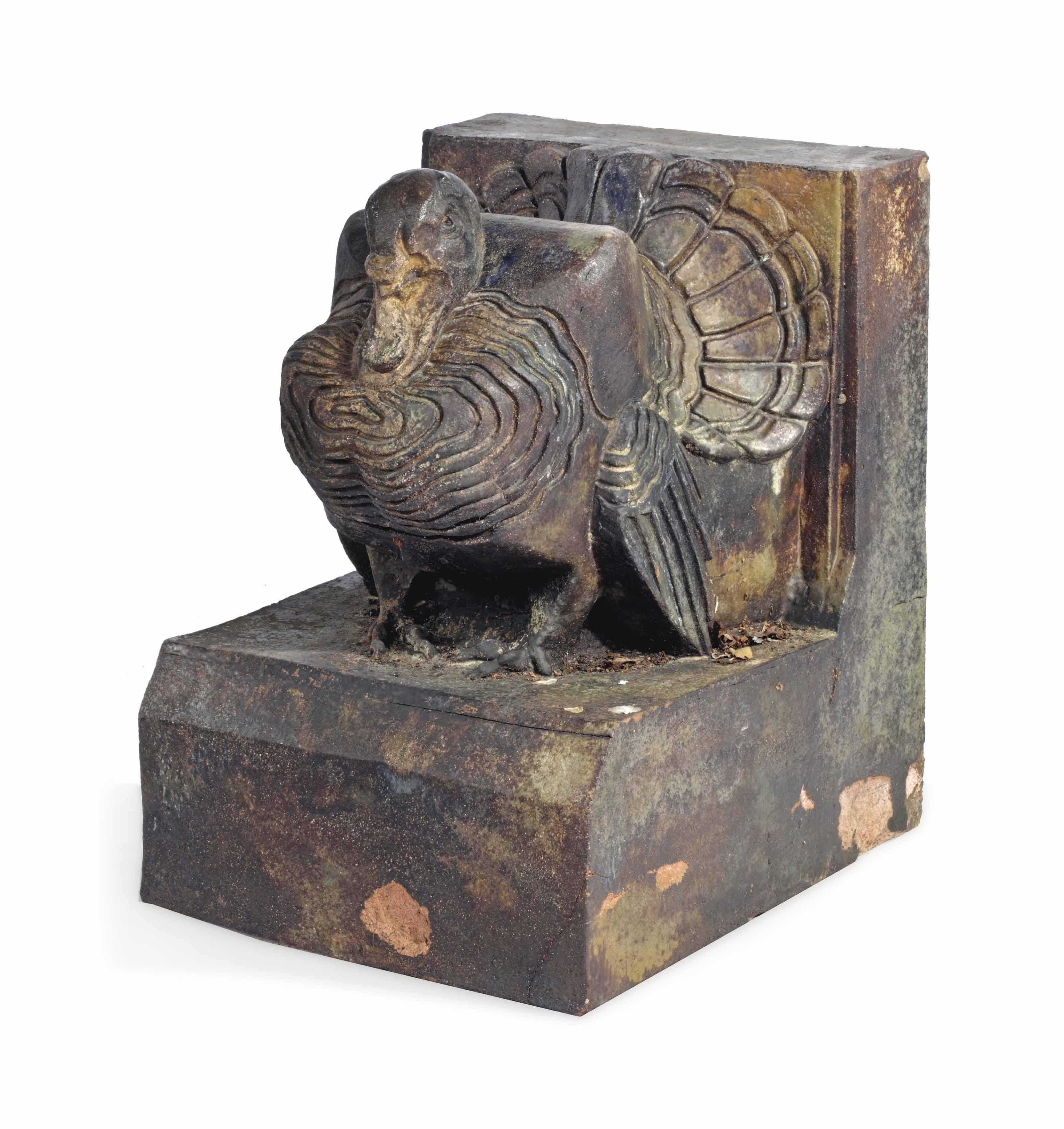 A turkey cock
