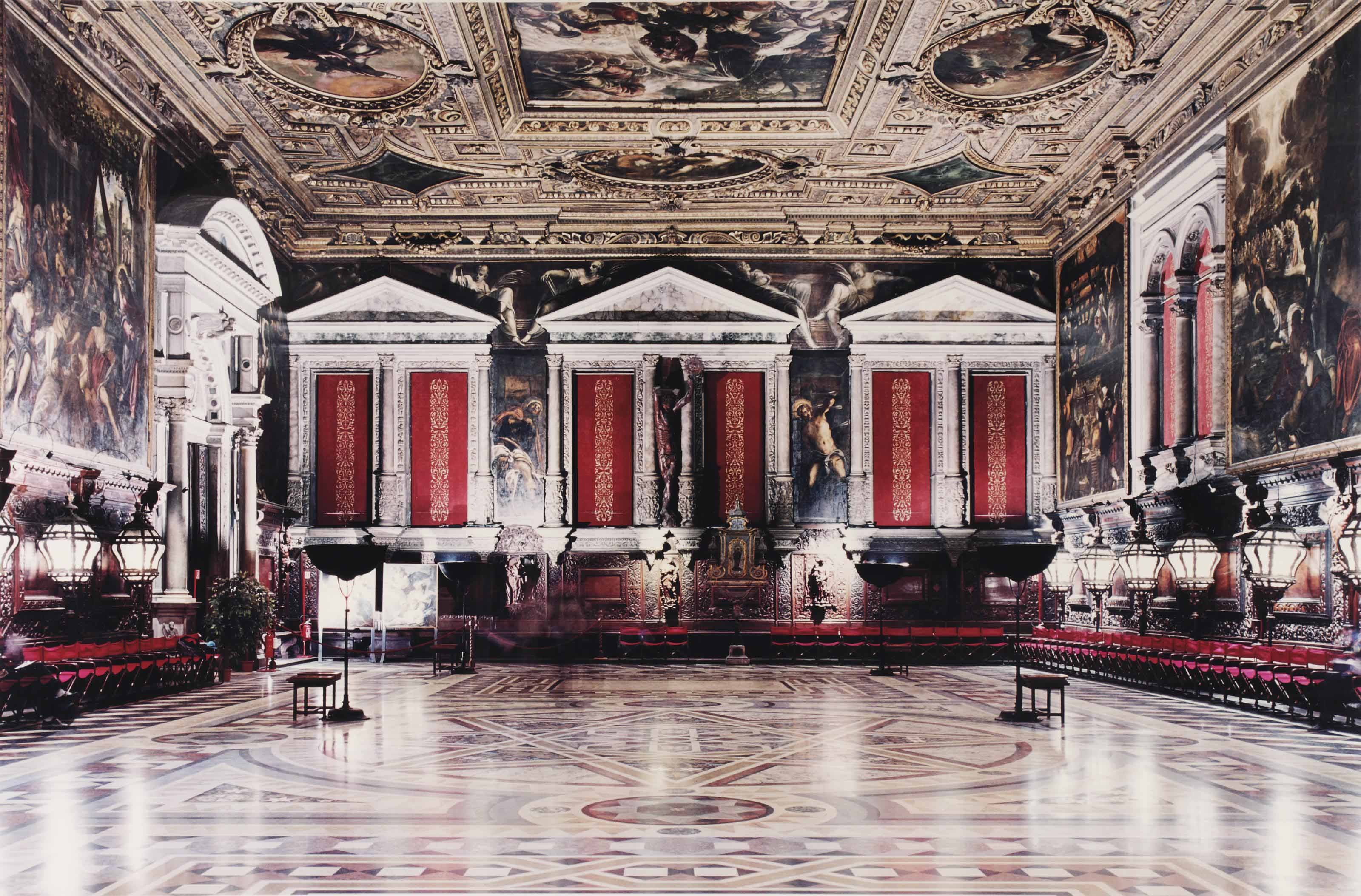 Scuola Grande Arcionfraternita di S. Rocco Venezia I