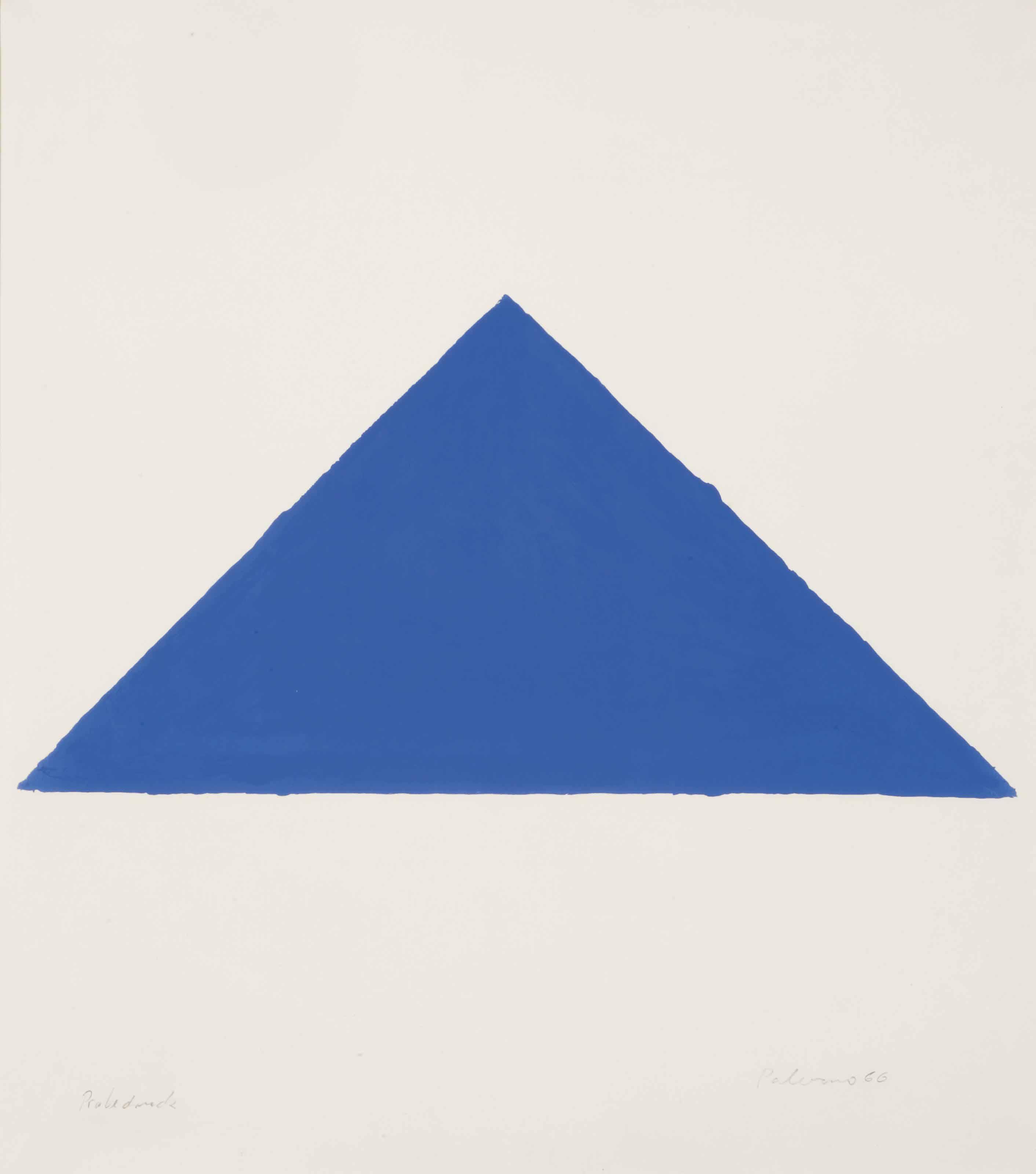 Blaues Dreieck (Jahn 1)