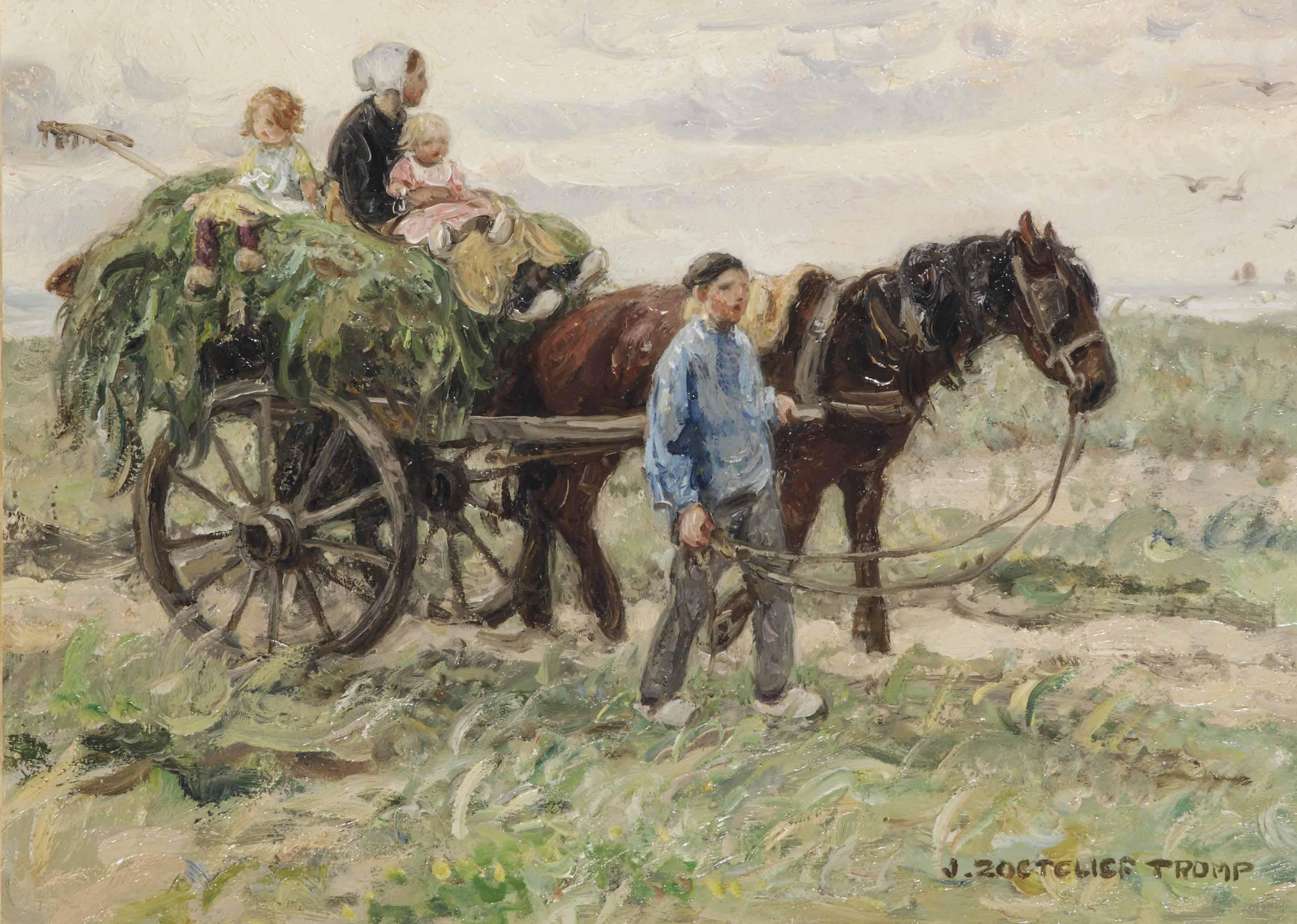 Howeward bound