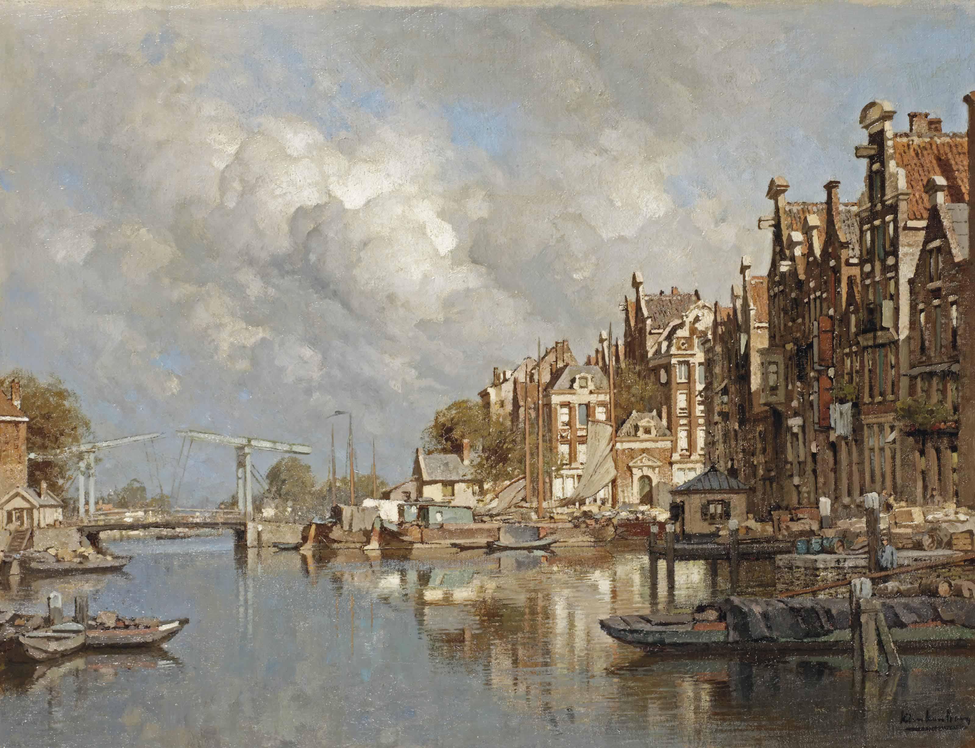 The Haagse Veer, Rotterdam