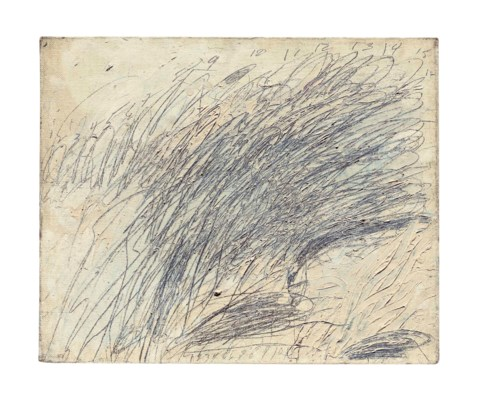 Cy Twombly (1928-2011)