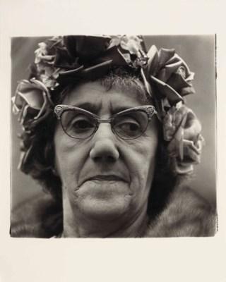 Diane Arbus (b. 1923-1971)