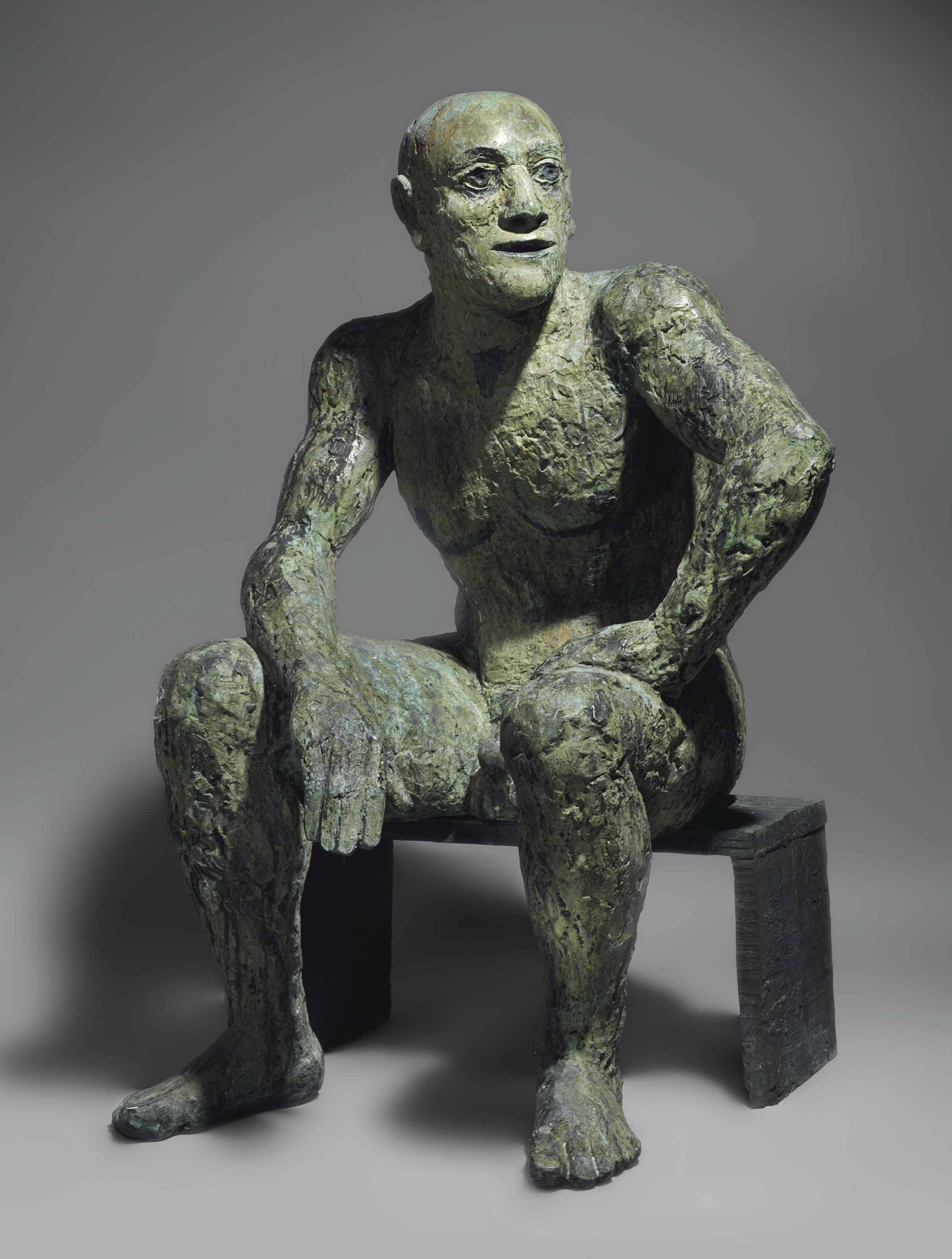 Seated Man II