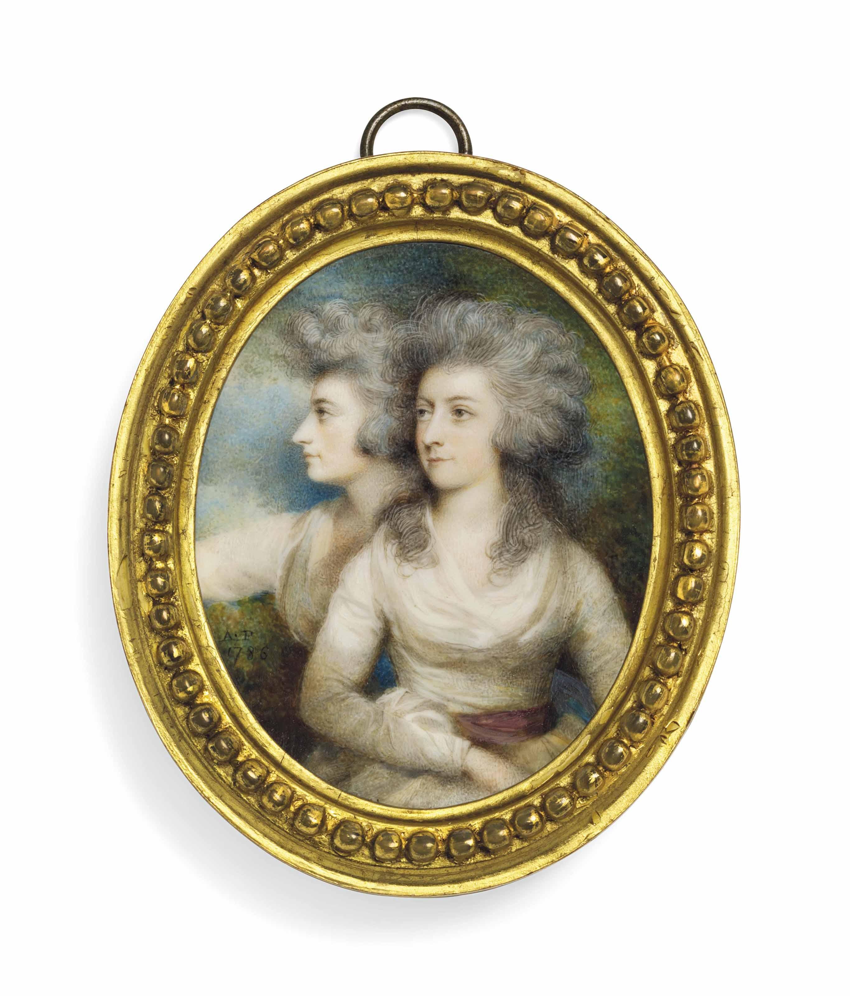 ANDREW PLIMER (BRITISH, 1763-1837)