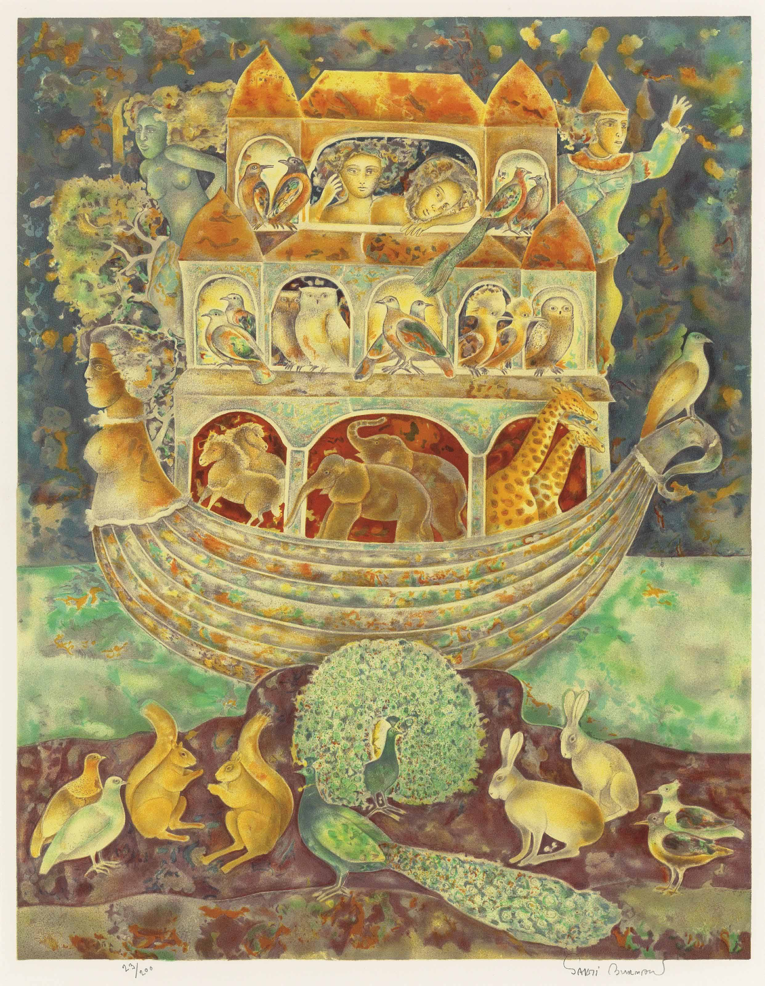 Untitled (Noah's Ark)